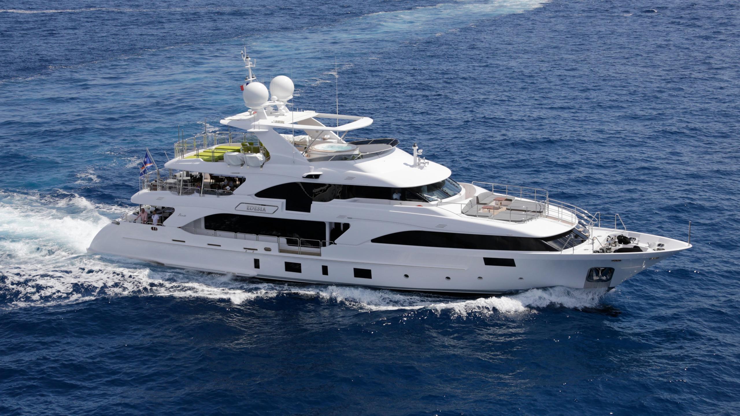 Edesia superyacht for sale