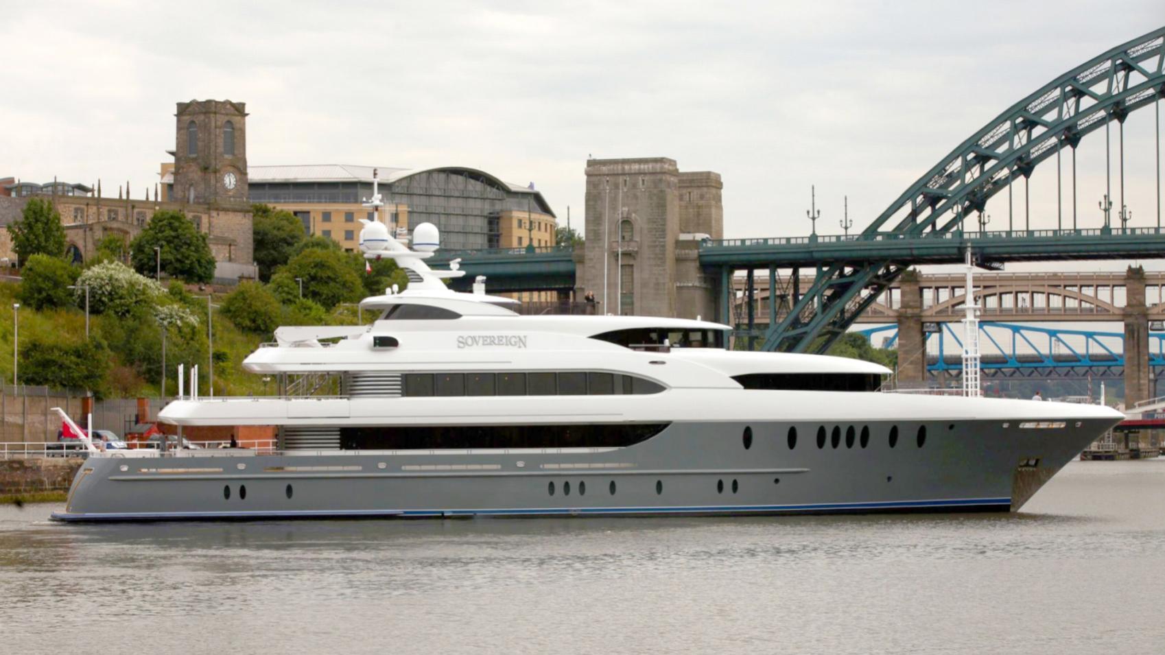 soverign motor yacht for sale main