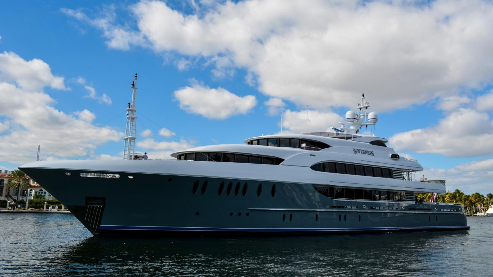 soverign motor yacht for sale profile