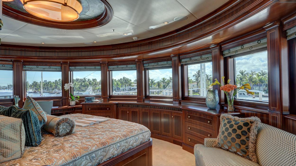 soverign motor yacht for sale master