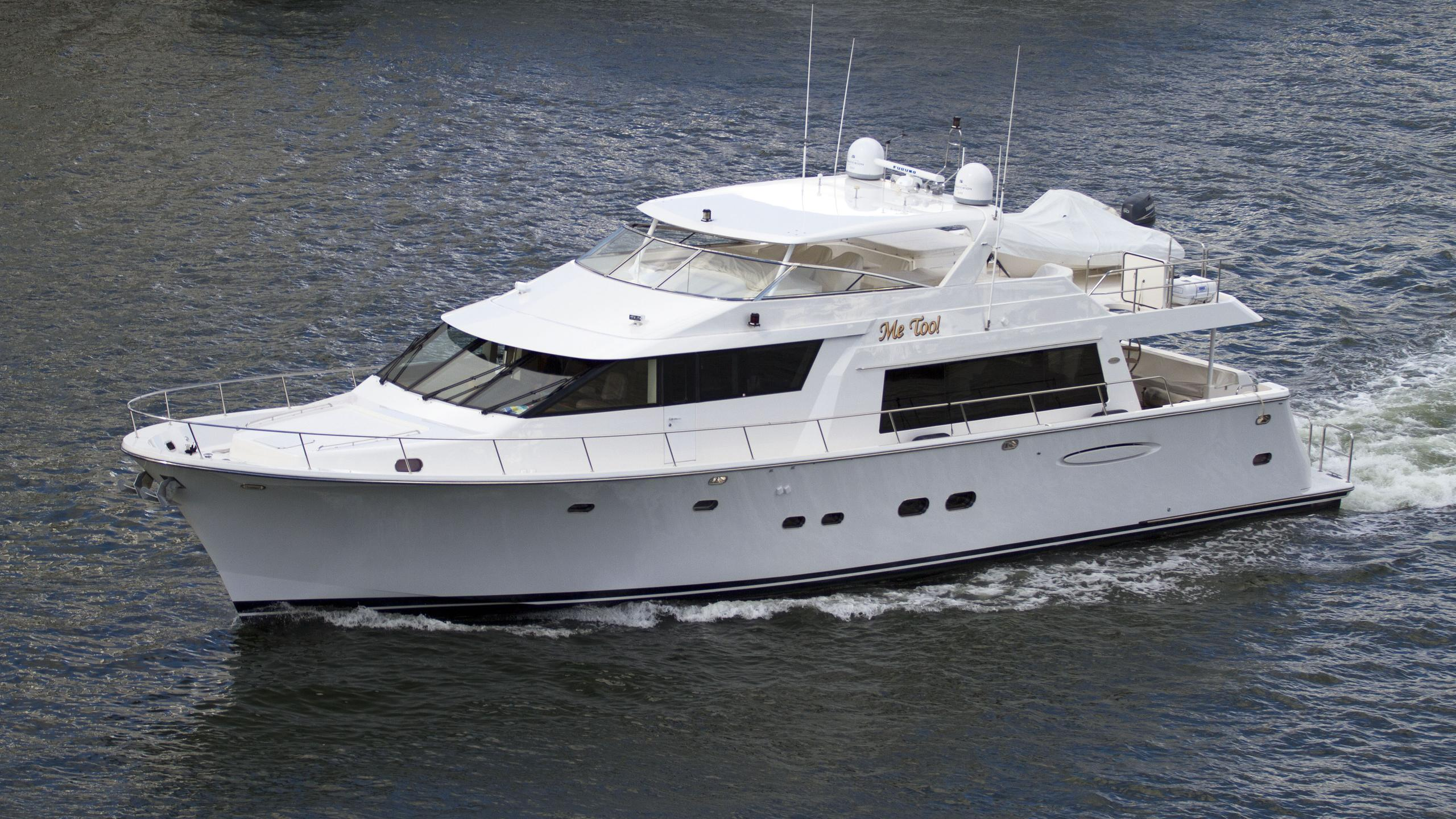 pacific-mariner-85-foxy-lady-me-too-2007-motor-yacht-running