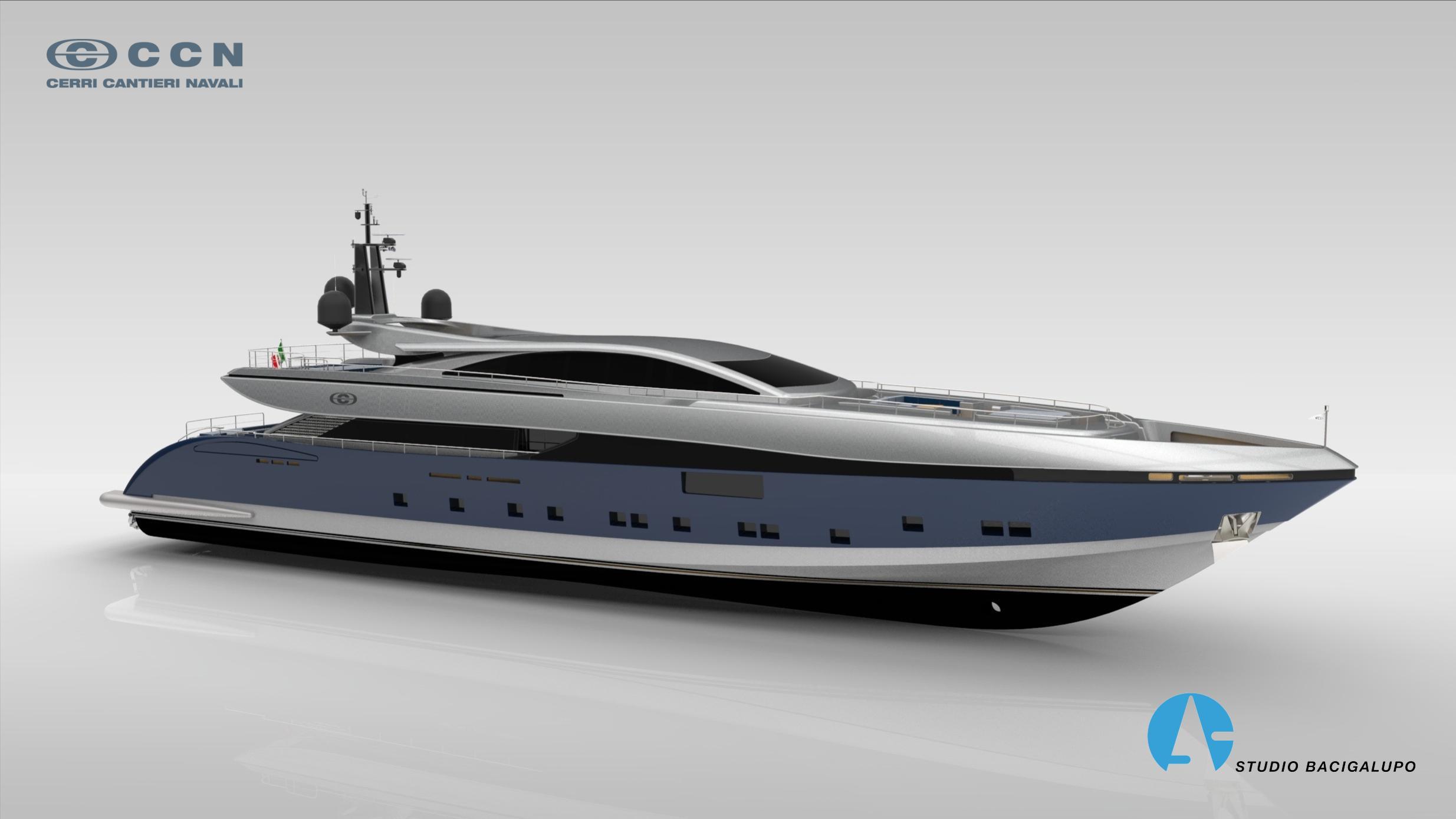 elsea motoryacht cerri ccn 50m 2017 rendering