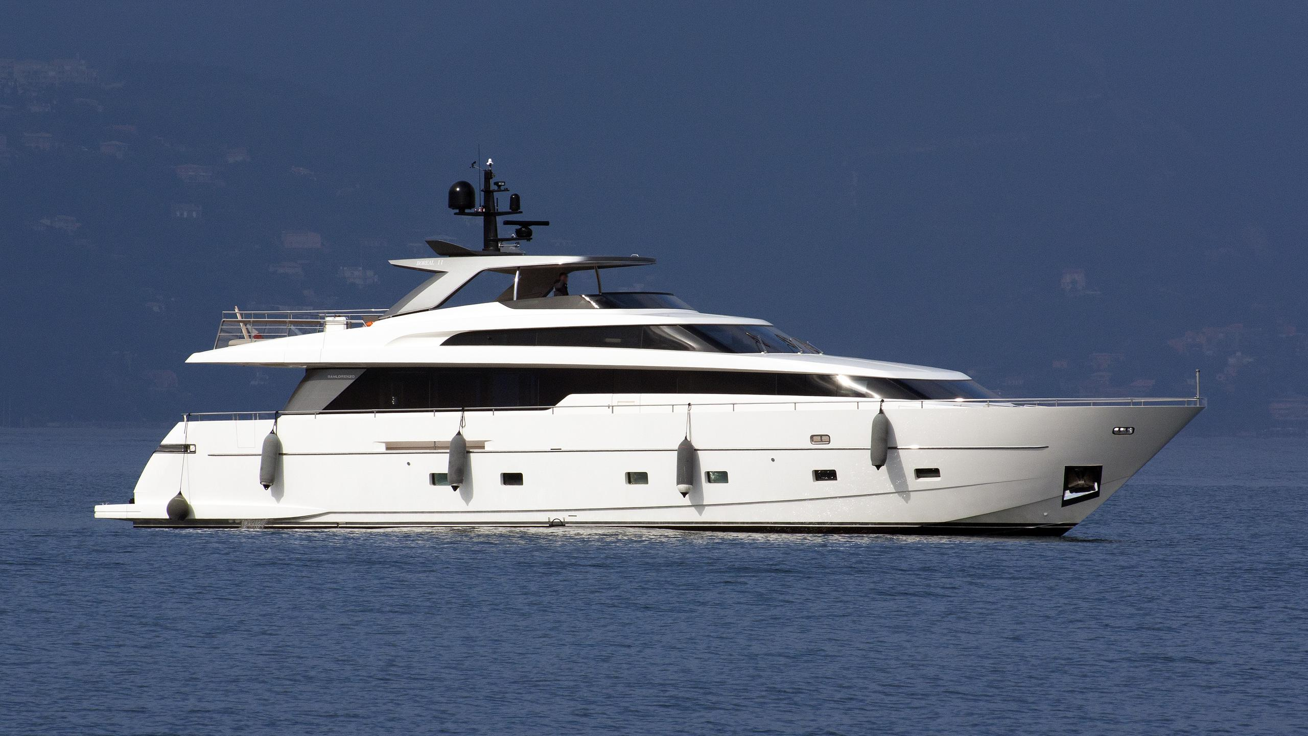 hemabejo boreal ii motoryacht sanlorenzo sl94 2012 29m profile