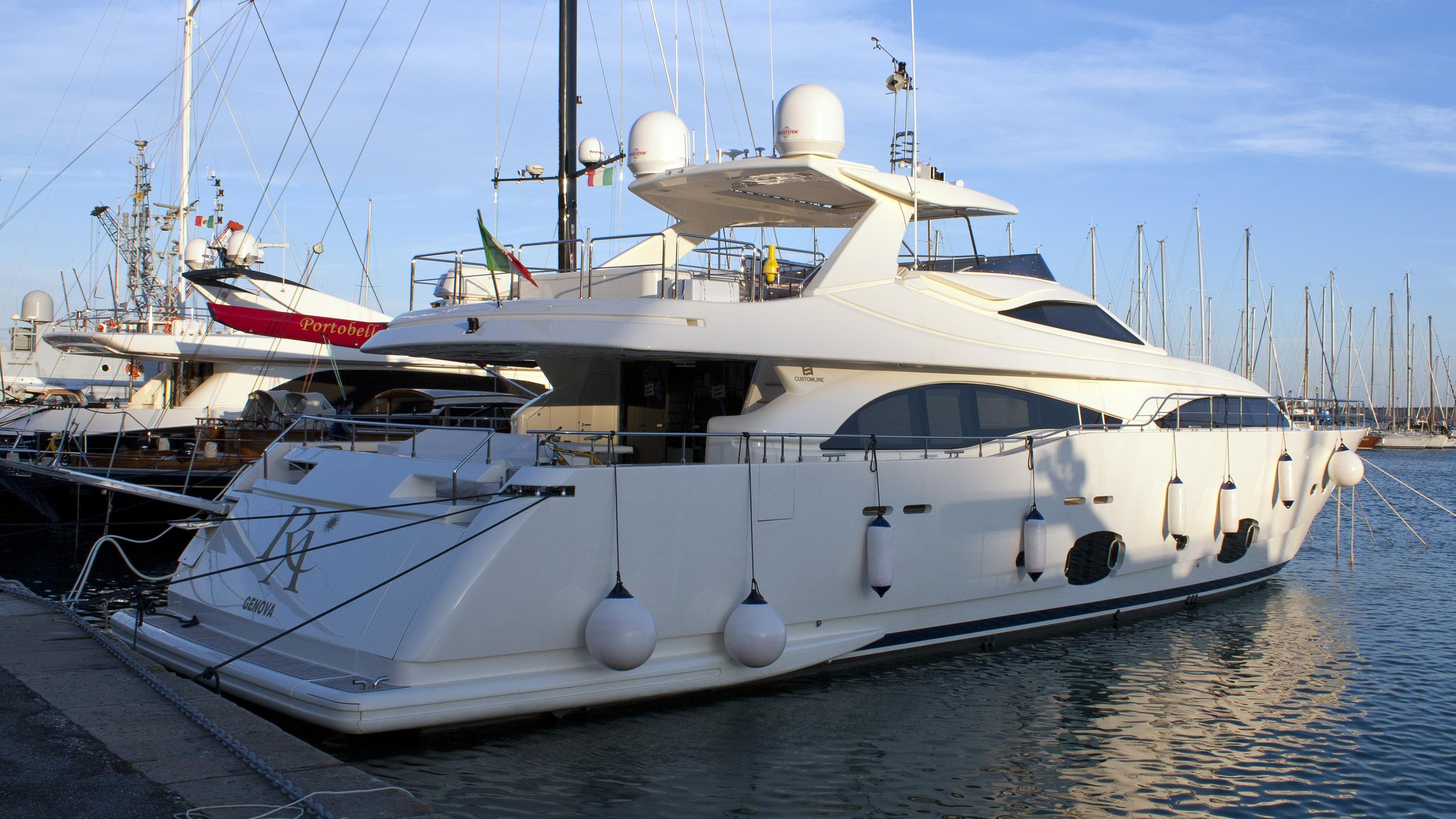 ra-motoryacht-ferretti-custom-line-97-2008-29m-stern-view