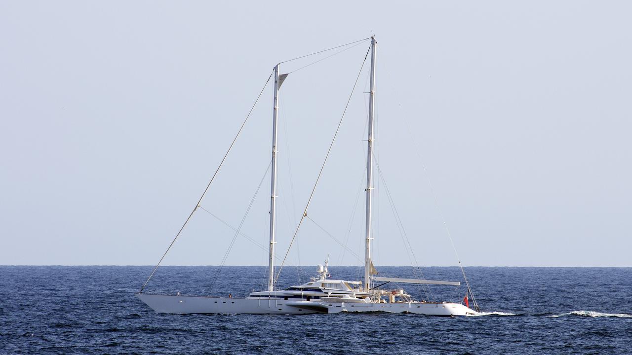 PILAR ROSSI yacht (was: SARUBA) | Boat International