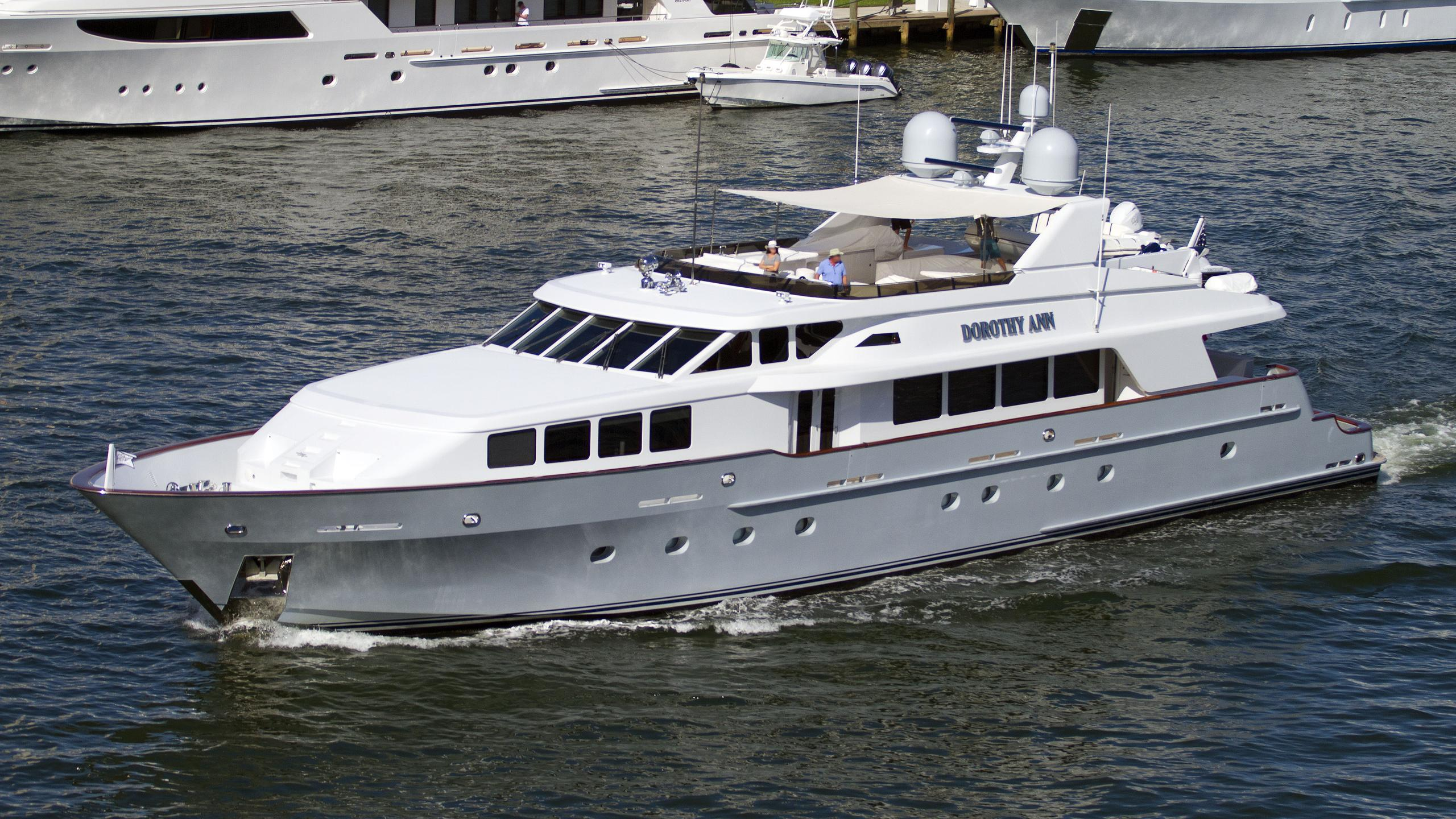 dorothy-ann-motoryacht-trinity-yachts-2001-38m-running