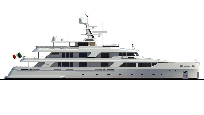 C121 yacht