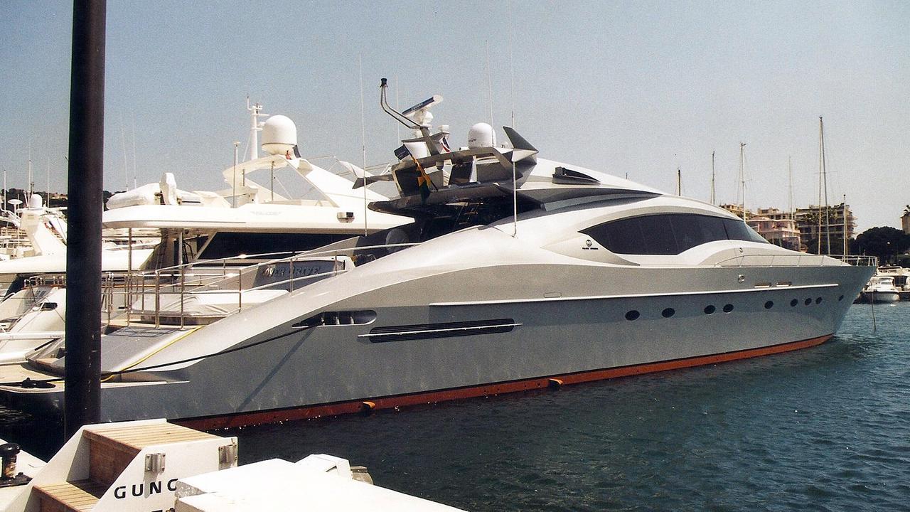 ASCARI I yacht (was: BIRGITTA)   Boat International