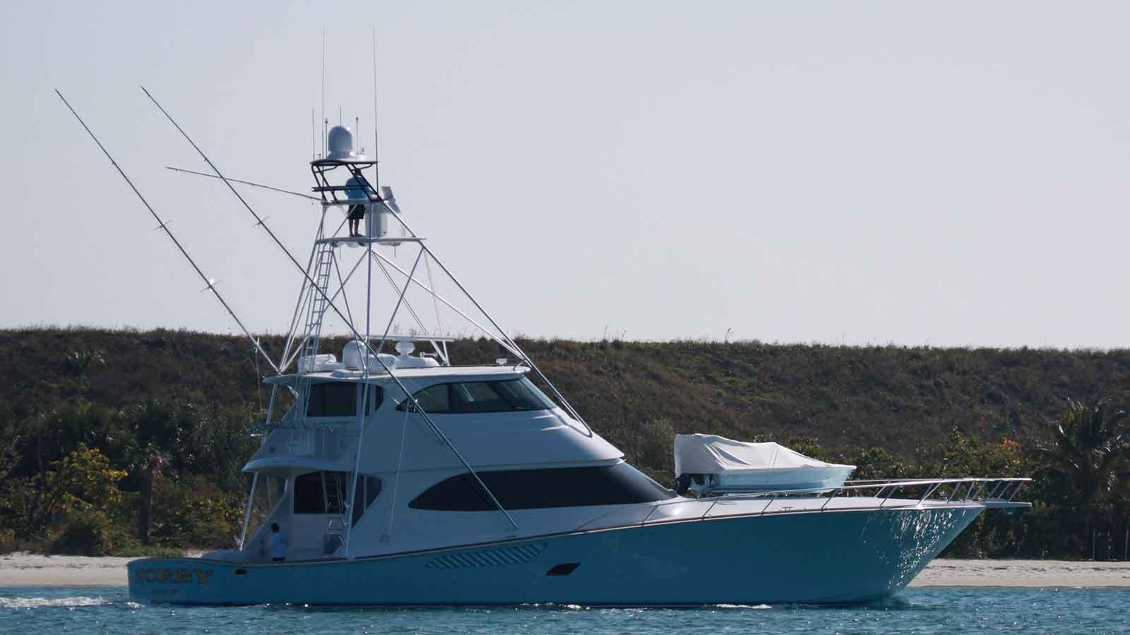 Norby Yacht Exterior