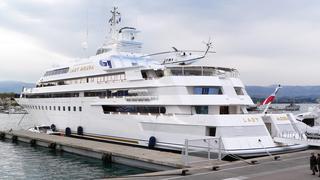 Lady Moura Yacht Boat International
