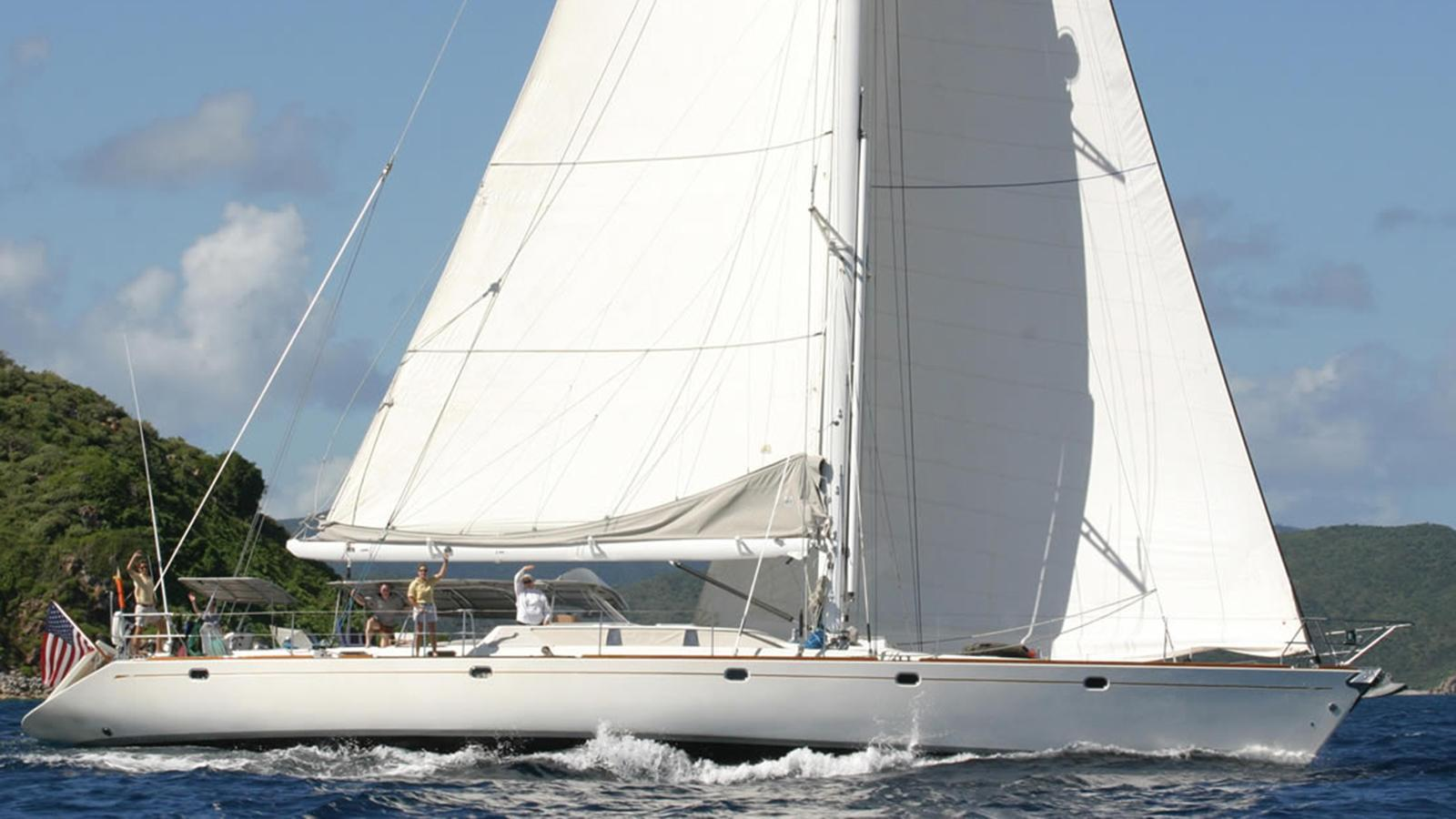 Y-Not Yacht Exterior