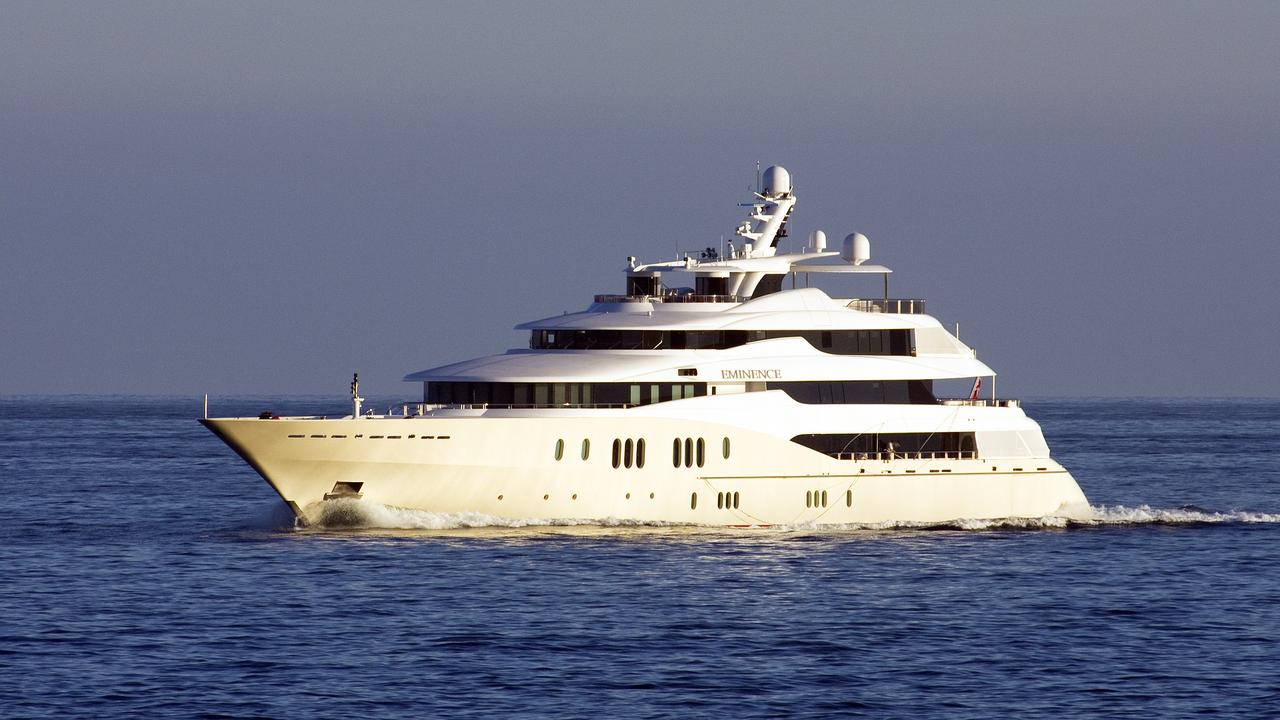 Eminence Yacht Boat International