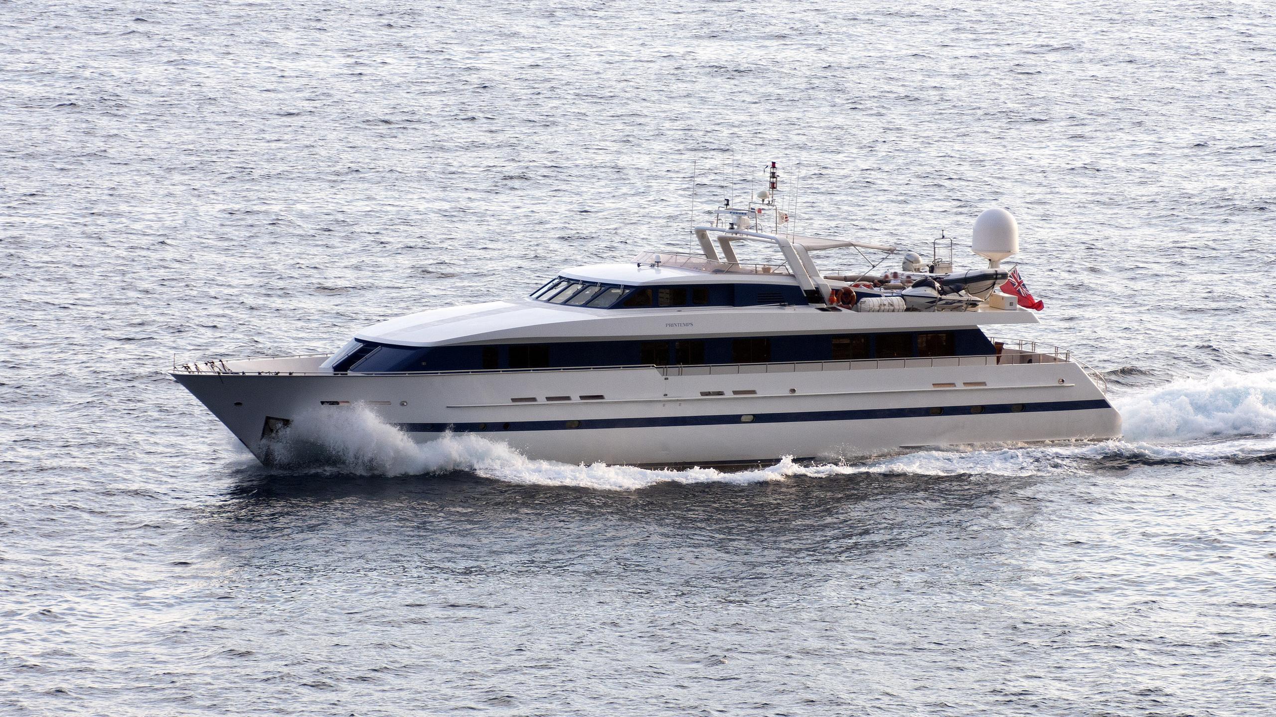 printemps-motor-yacht-heesen1987-34m-cruising-profile