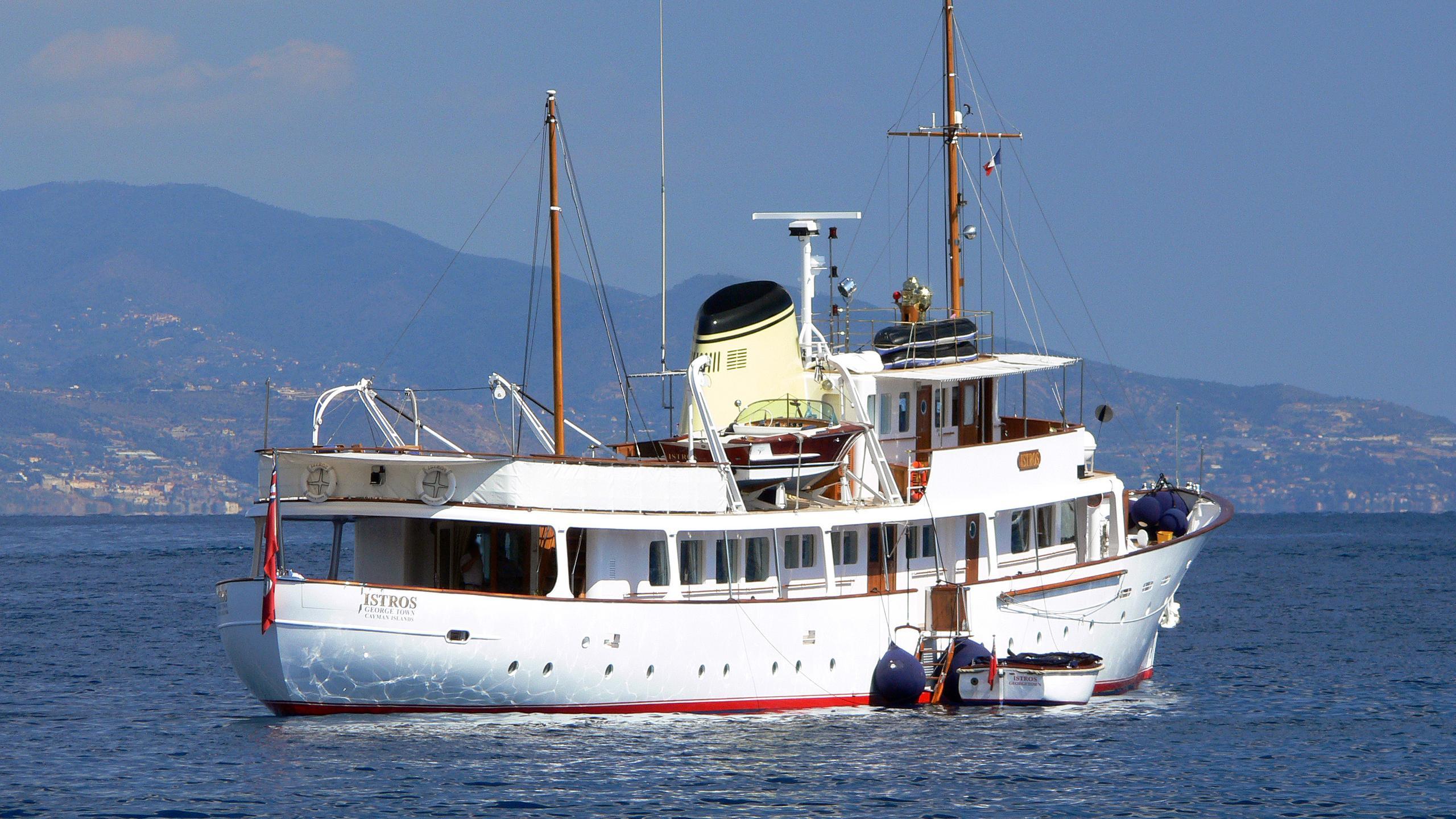 istros-motor-yacht-de-vries-lentsch-1954-42m-stern