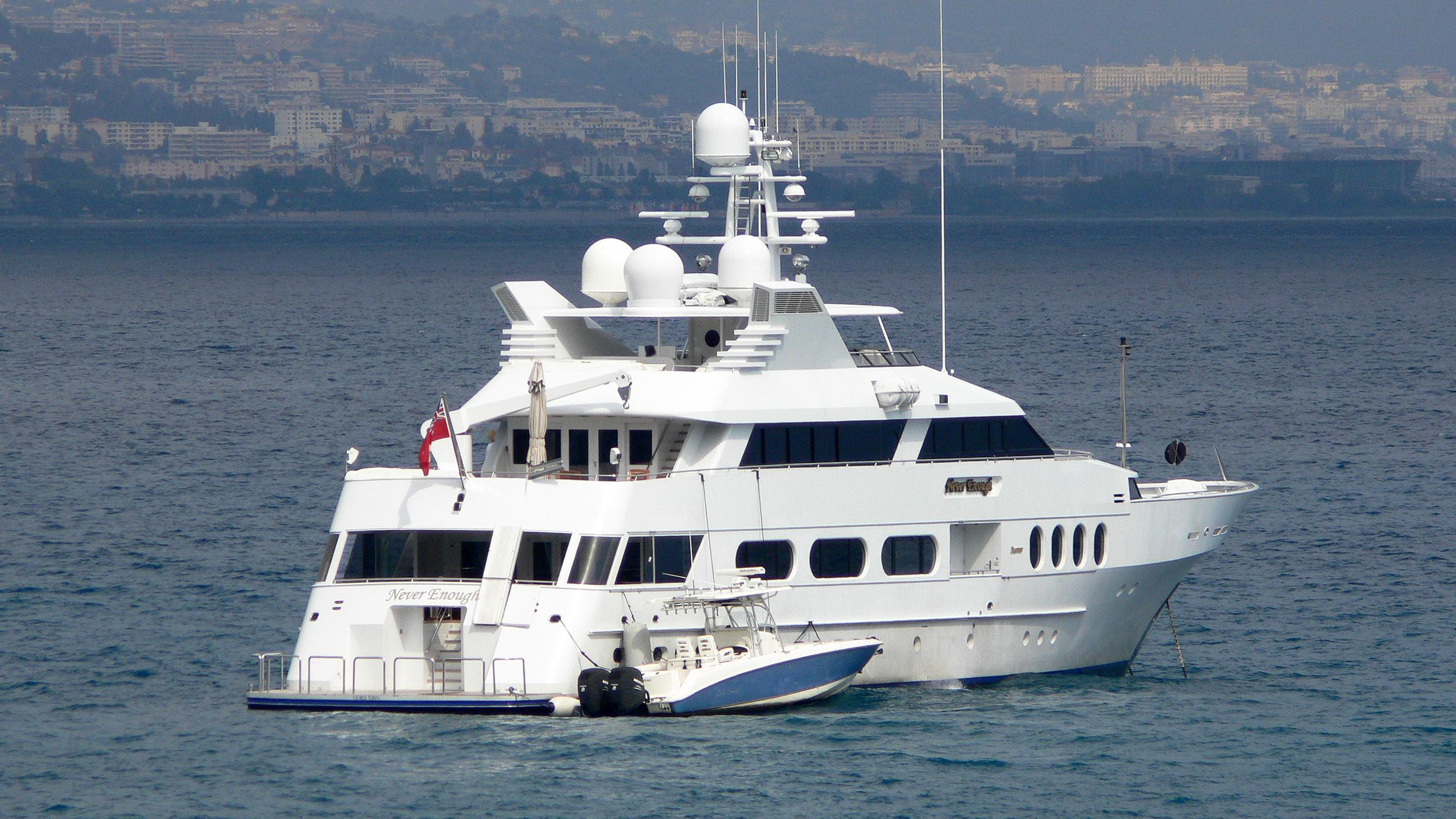 never-enough-motor-yacht-feadship-1992-43m-half-profile