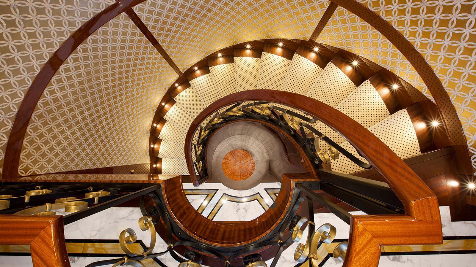 gazzella-motor-yacht-codecasa-2015-50m-staircase