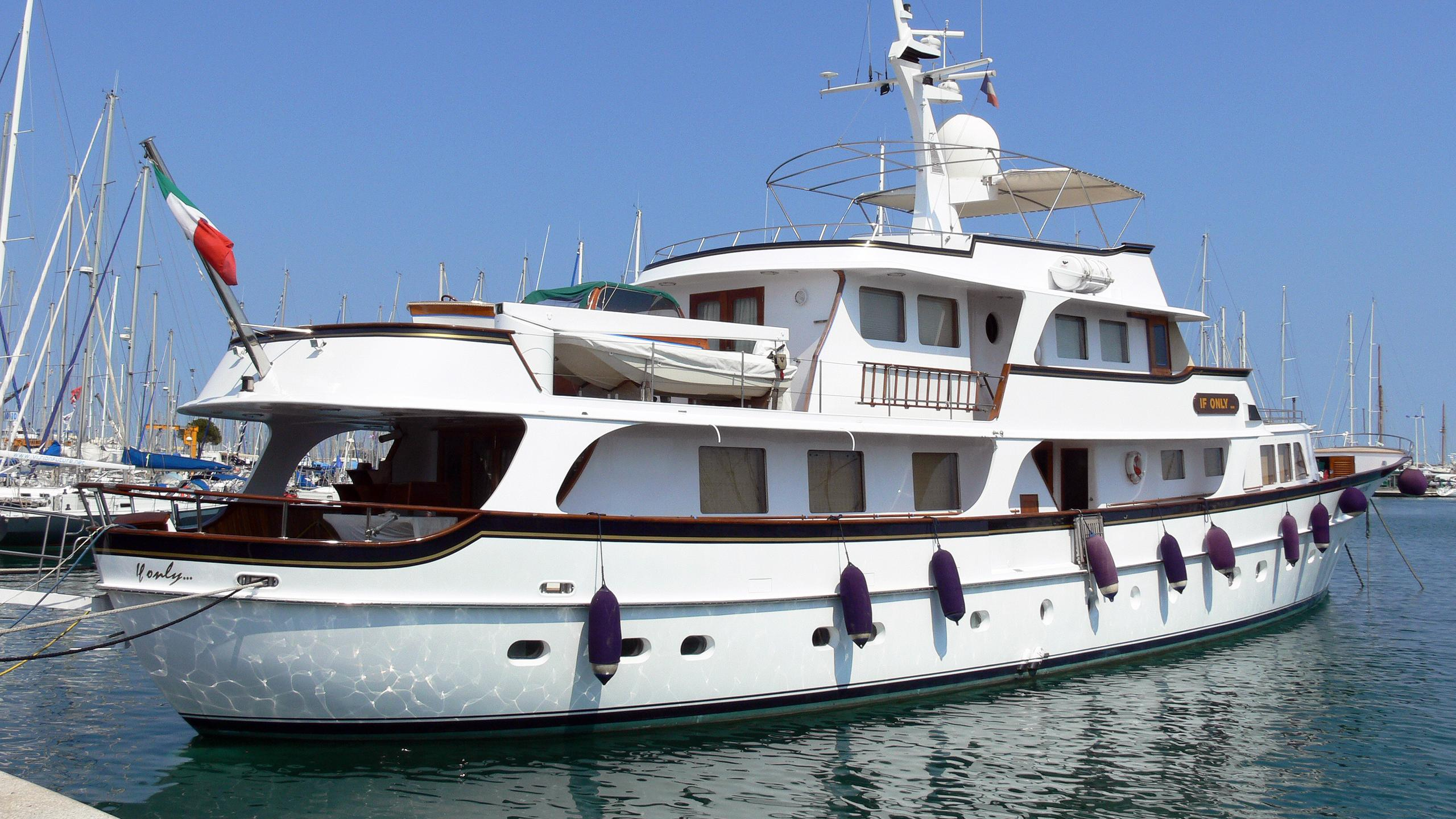 if-only-motor-yacht-feadship-1974-39m-stern
