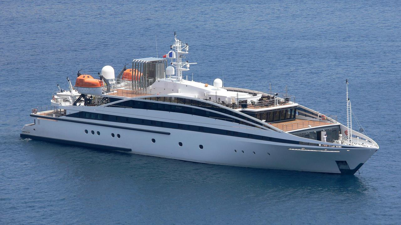 ELEGANT 007 yacht (was: RM ELEGANT) | Boat International