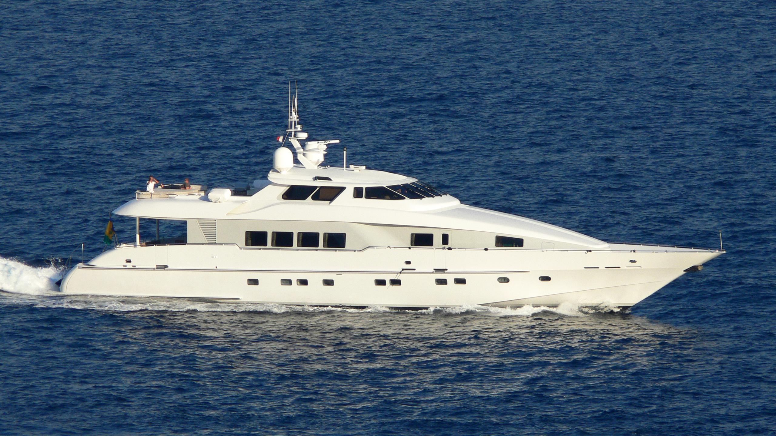 sun-ark-motor-yacht-heesen-1995-37m-cruising-profile