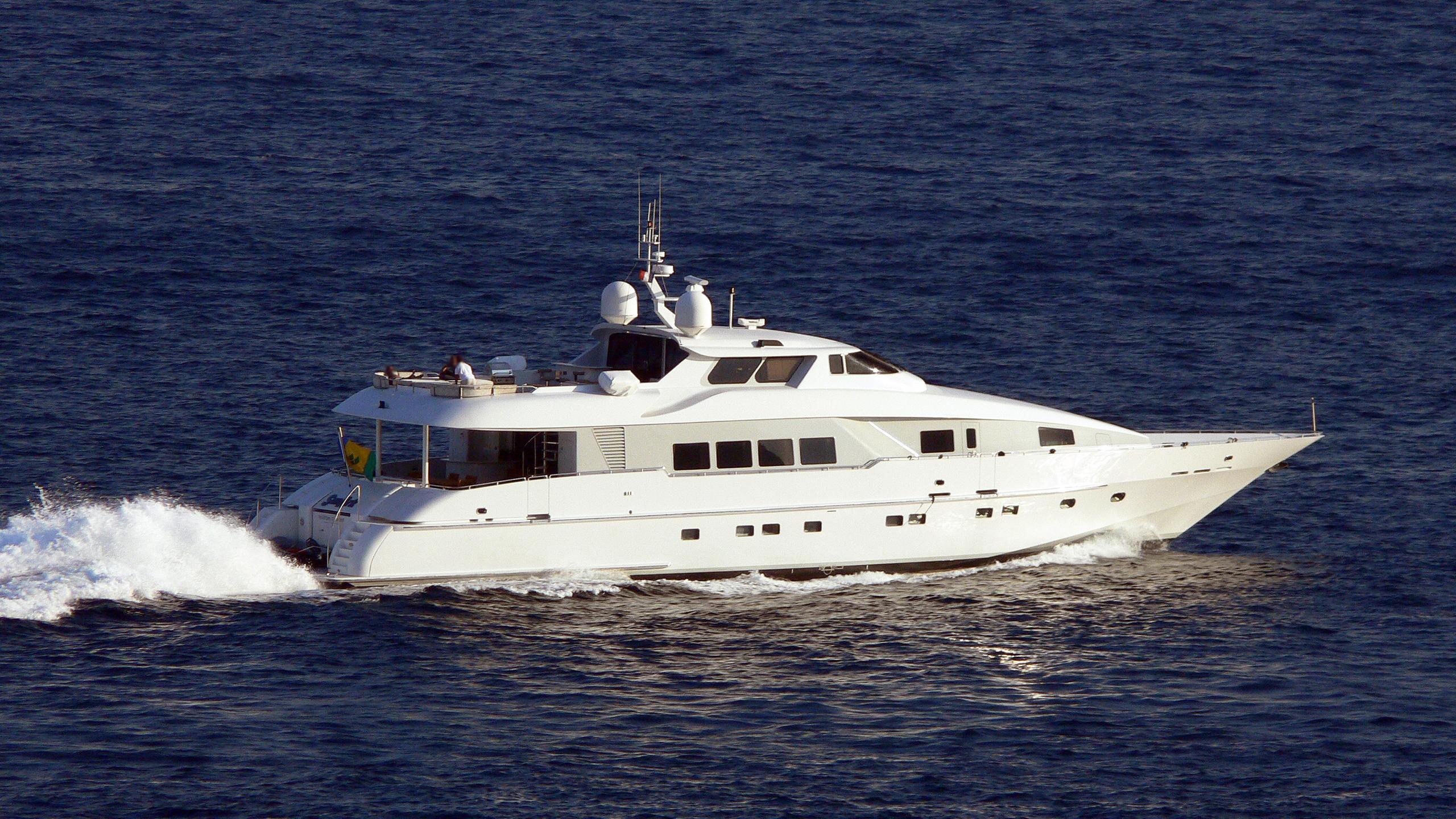 sun-ark-motor-yacht-heesen-1995-37m-cruising-half-profile