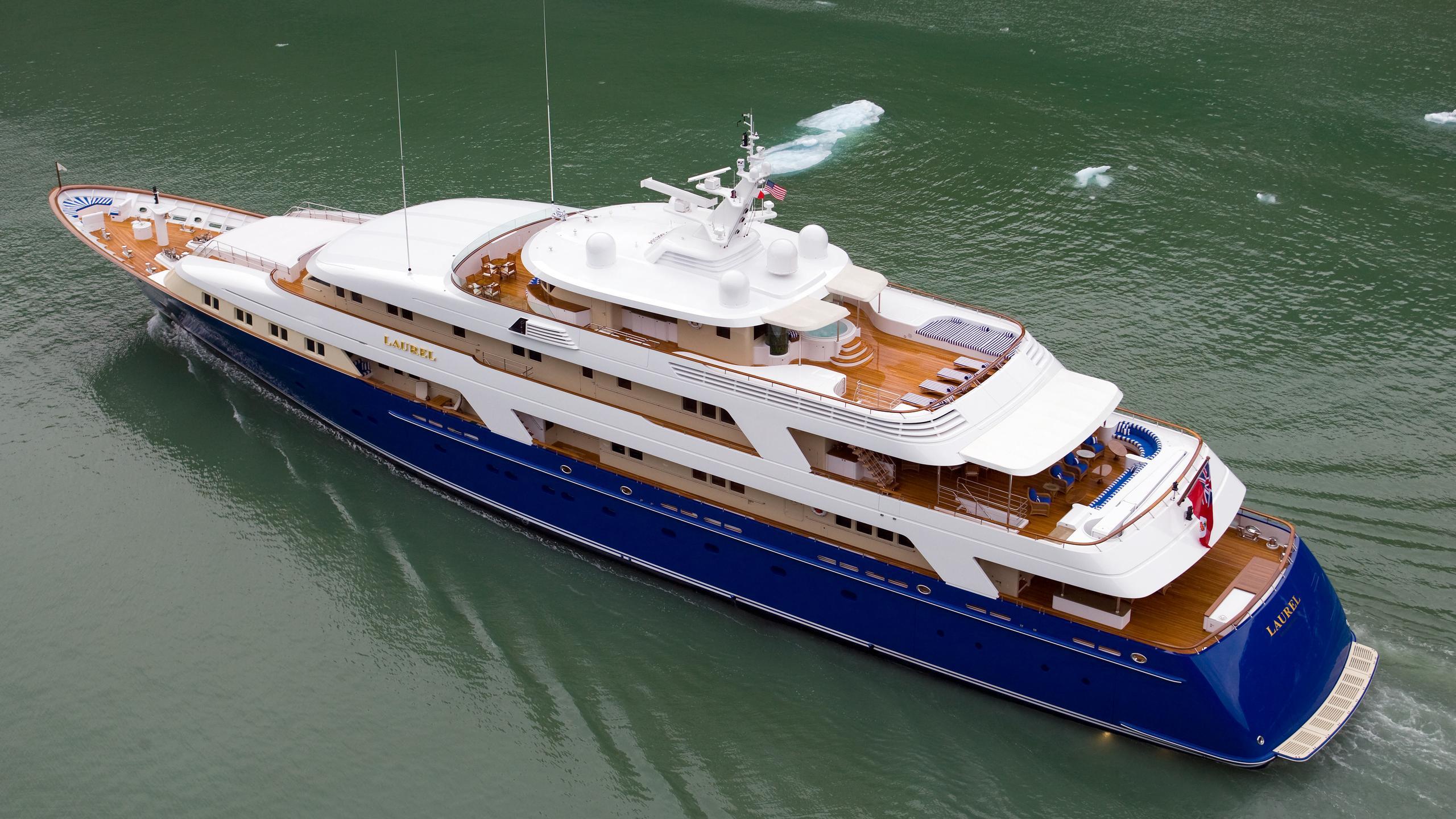 laurel-motor-yacht-delta-marine-2006-73m-aerial