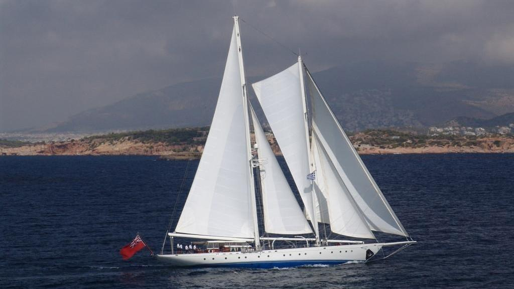 SCHOONER GLORIA yacht | Boat International