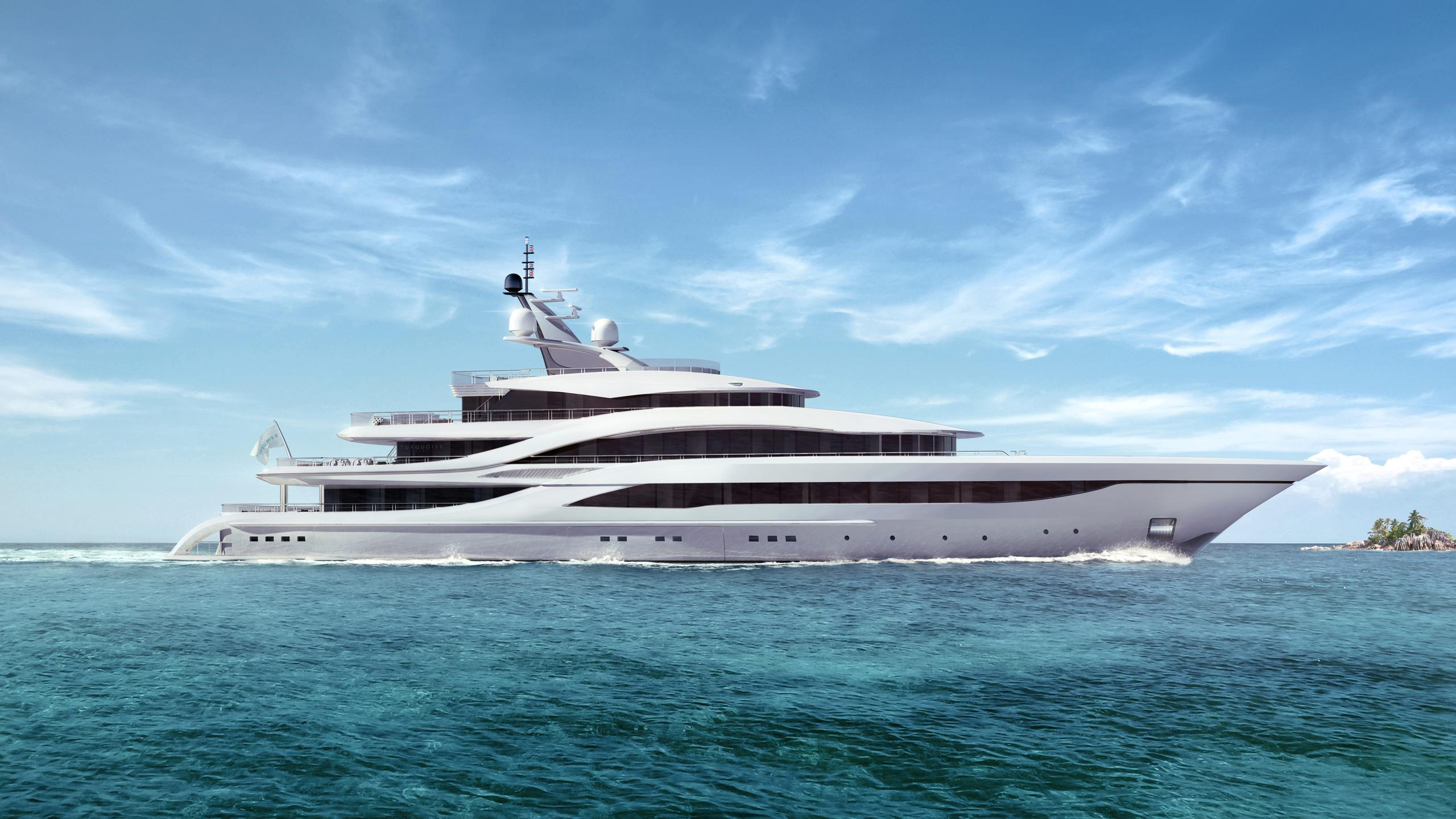 go motoryacht turquoise yachts nb63 77m 2018 rendering profile