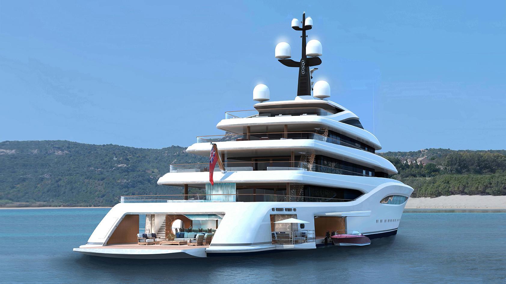vertigo motoryacht feadship 2017 97m rendering stern