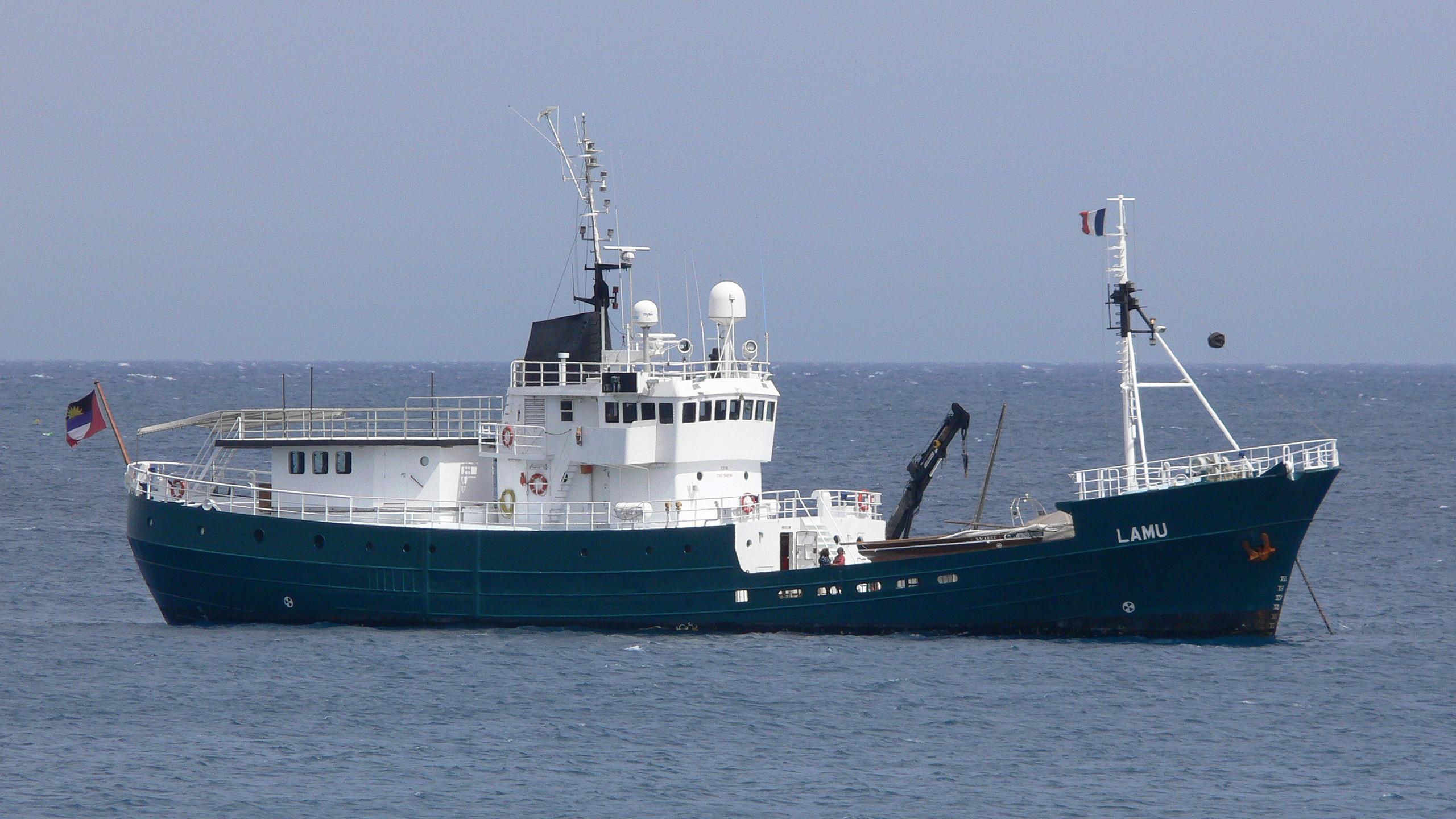 krebs-research-explorer-yacht-lewis-1953-51m-profile