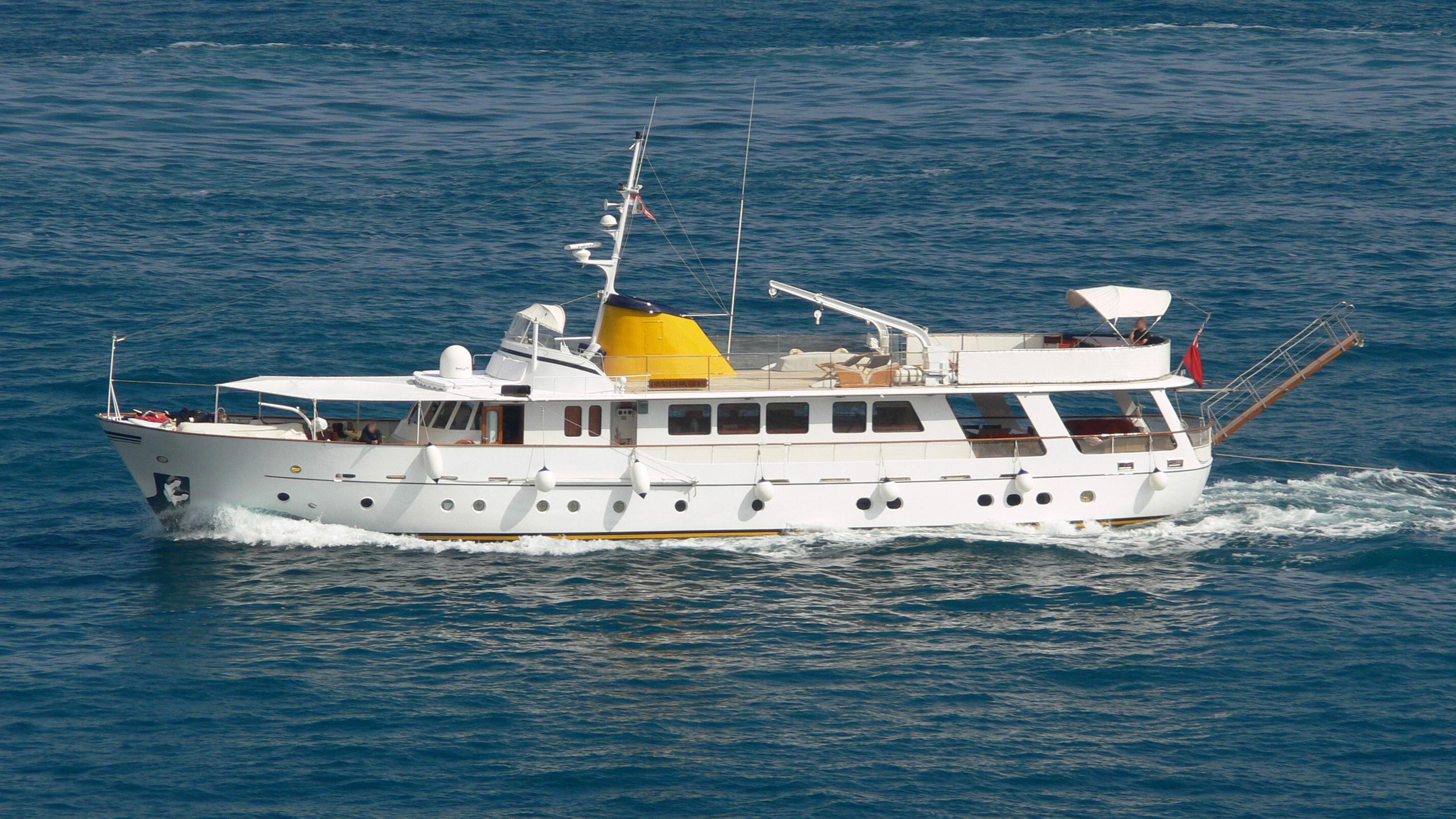 pamela-iv-of-london-classic-motor-yacht-cnl-liguri-1962-31m-running-profile