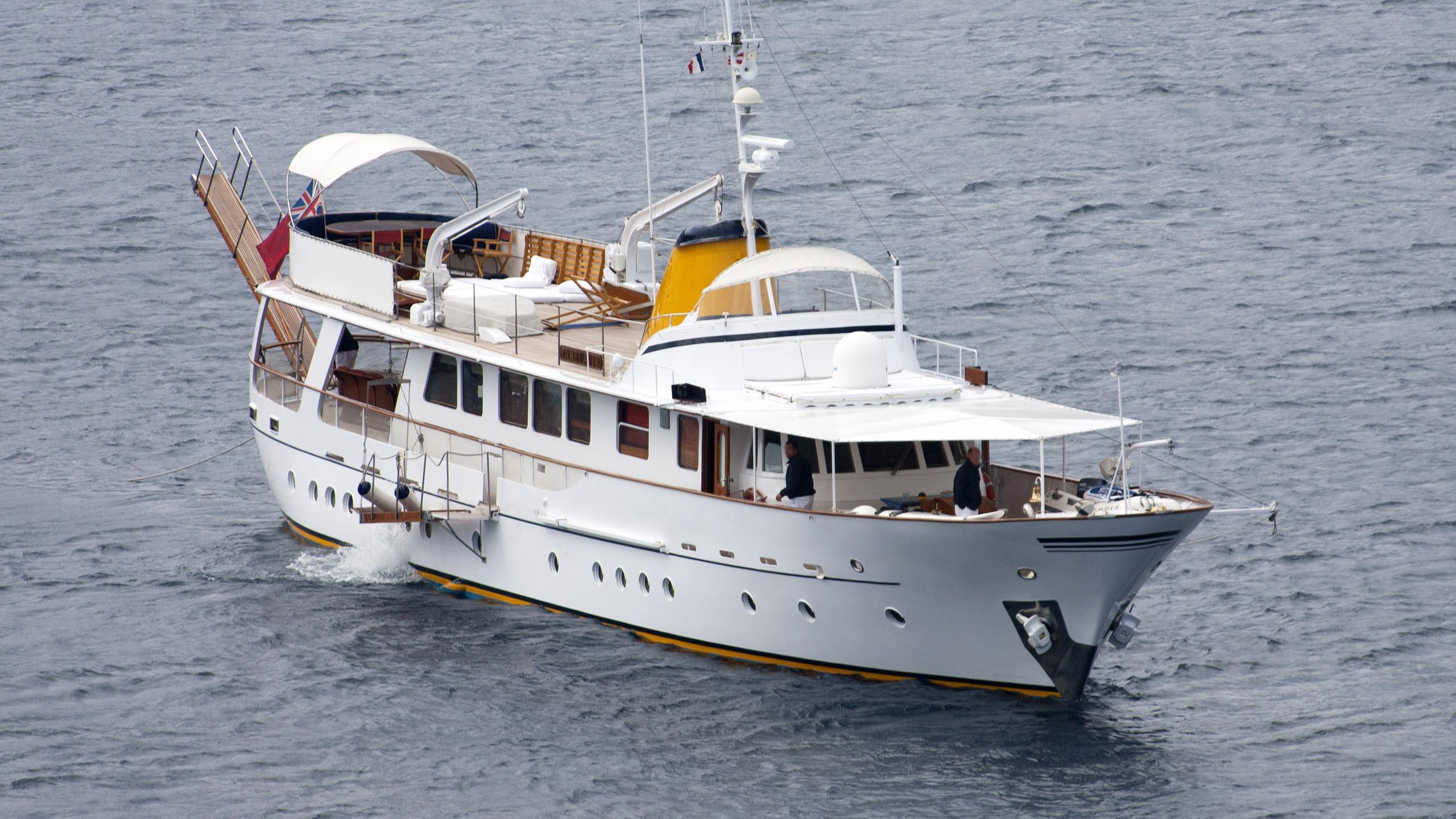 pamela-iv-of-london-classic-motor-yacht-cnl-liguri-1962-31m-running-half-profile