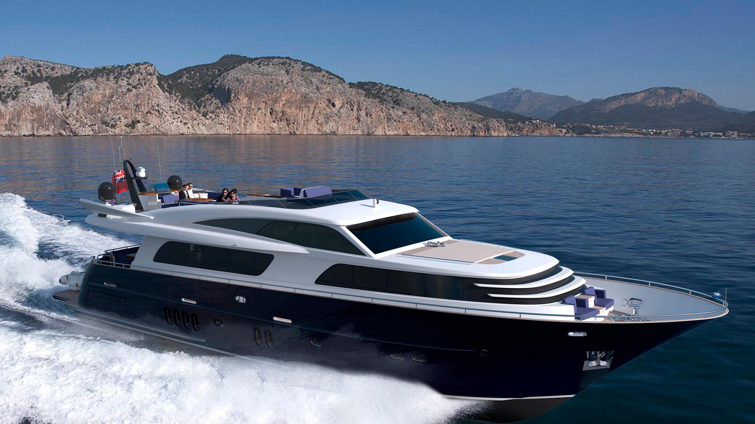 continental-three-03-van-der-valk-2016-26m-rendering-cruising-half-profile-bow
