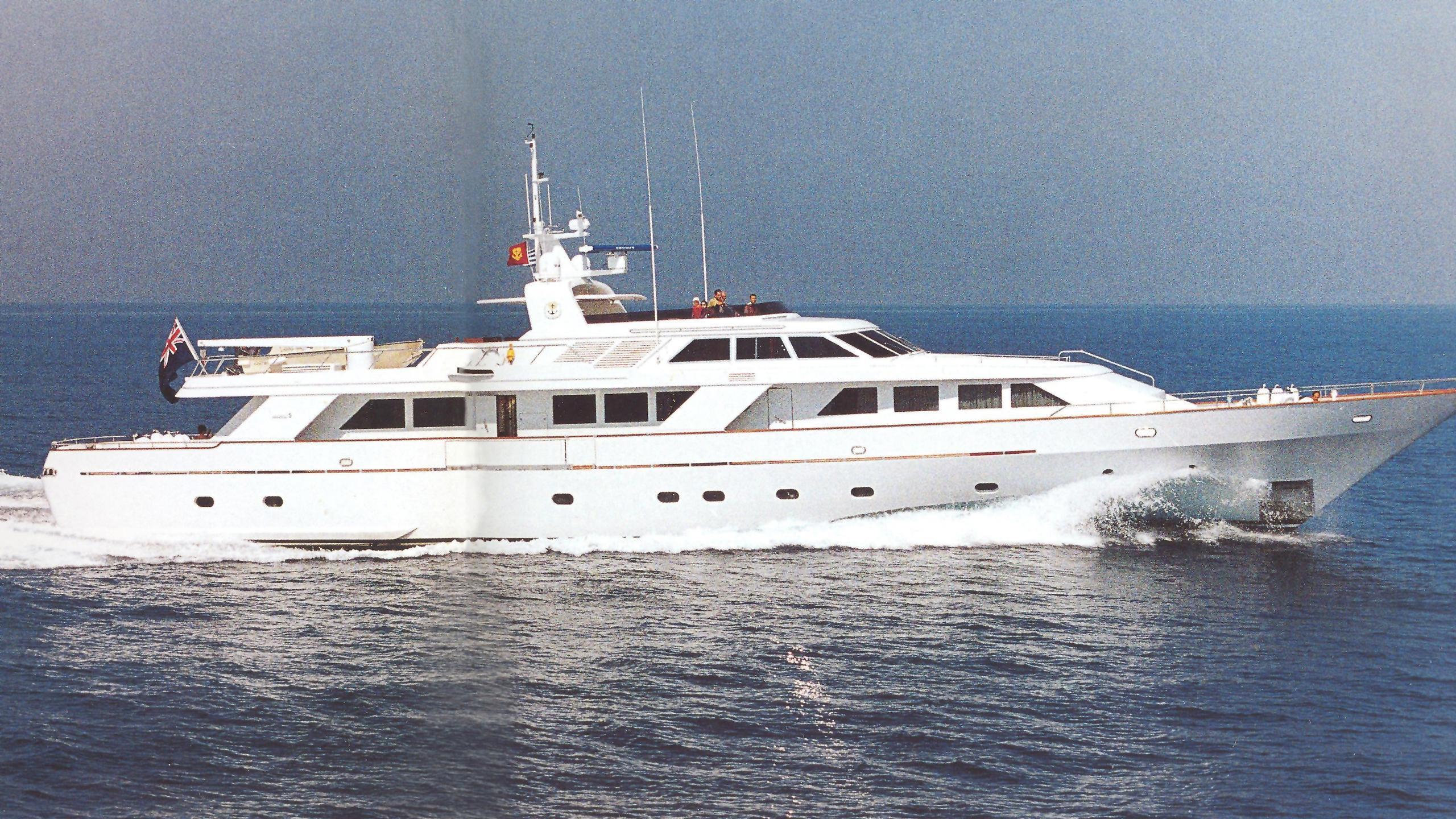 Okeanos Aggressor yacht