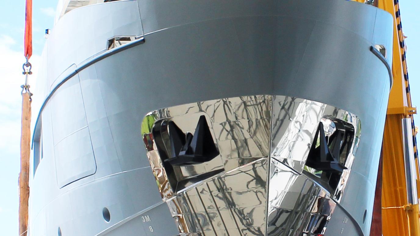 CAROLIN-IV-motor-yacht-mmgi-omega-forte-100-101m-2016-shipyard-bow