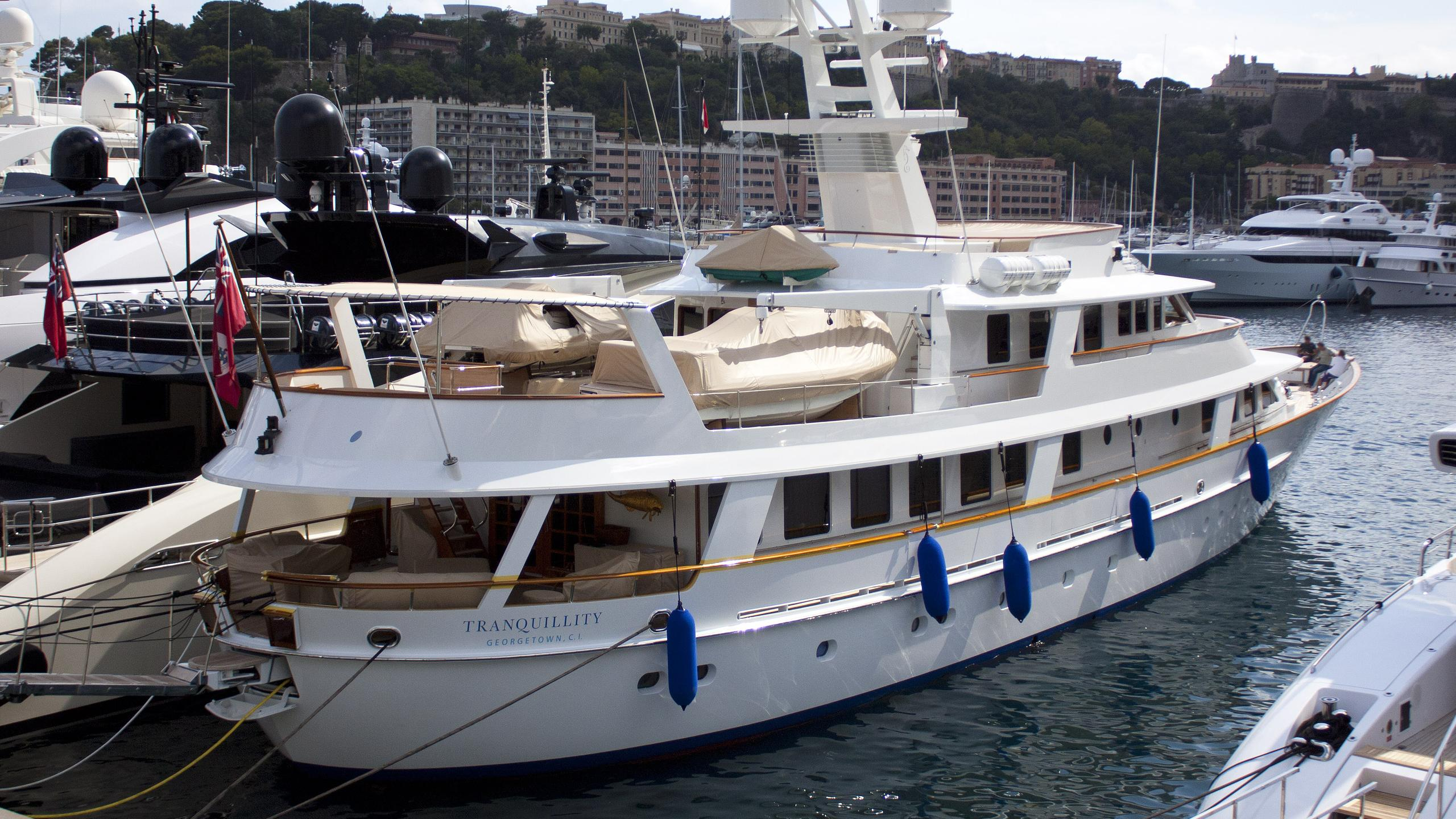 tranquillity-motor-yacht-amels-1984-42m-moored-half-stern