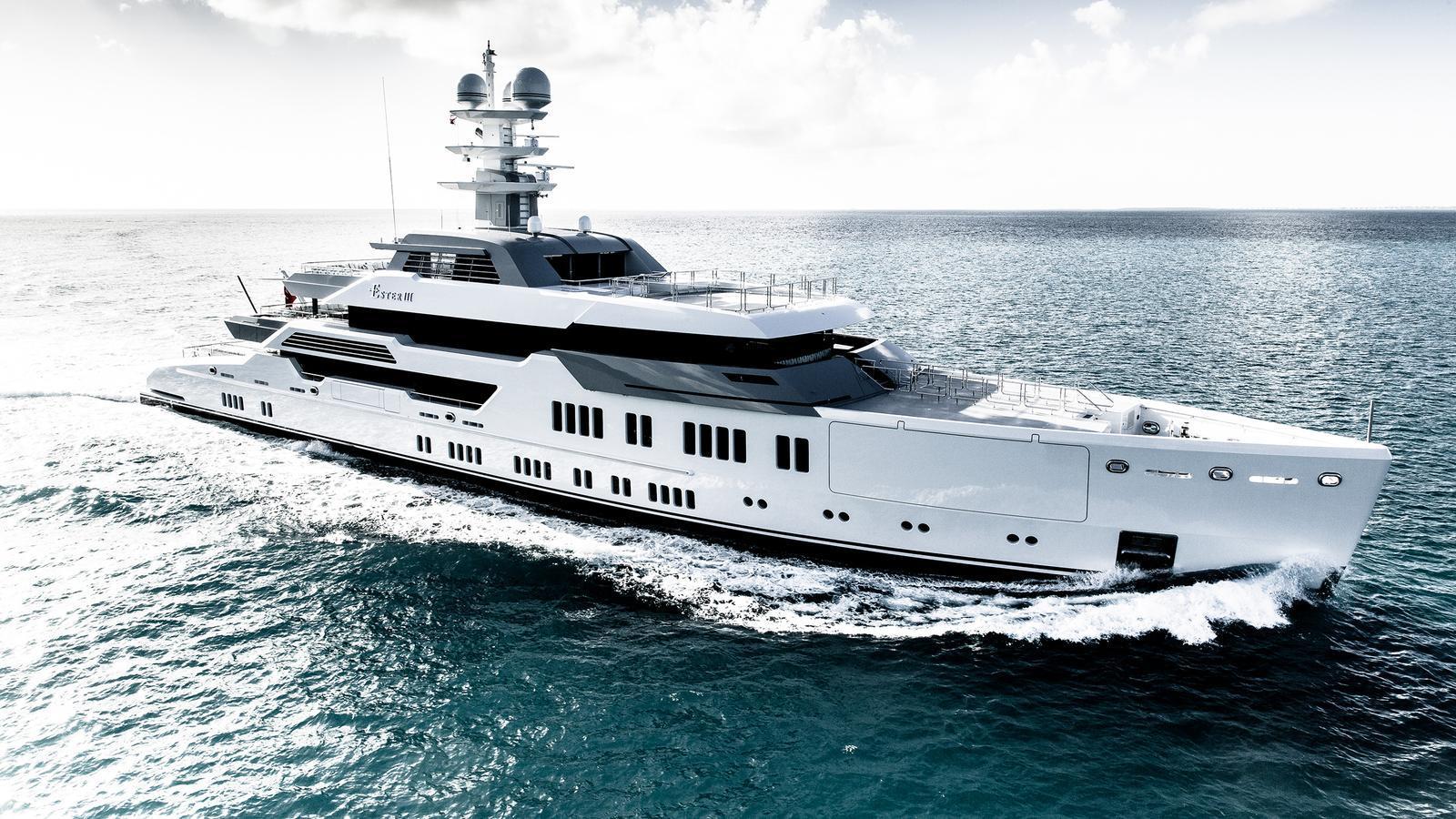 iroquois ester iii motor yacht lurssen 2014 66m cruising