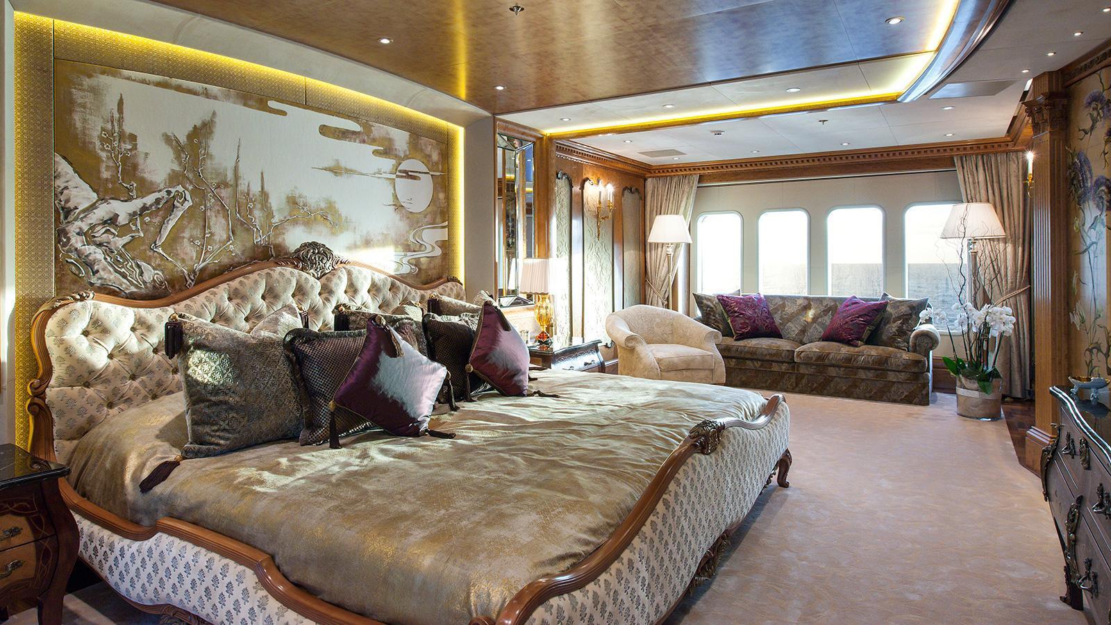 iroquois ester iii motor yacht lurssen 2014 66m state room
