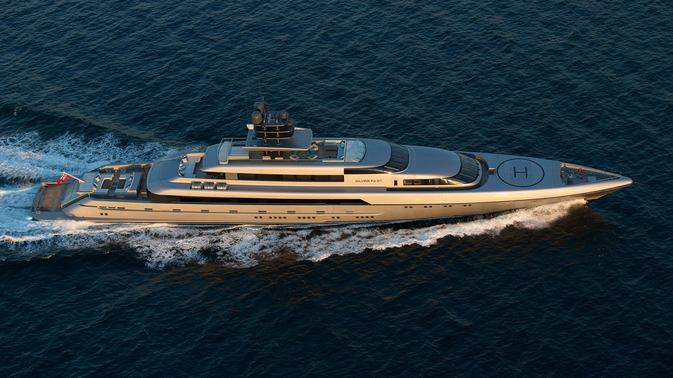 silver-fast-motor-yacht-2015-77m-aerial-cruising