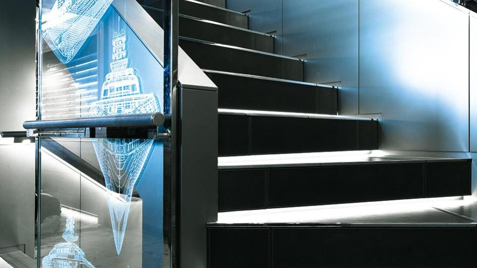 silver-fast-motor-yacht-2015-77m-stairway