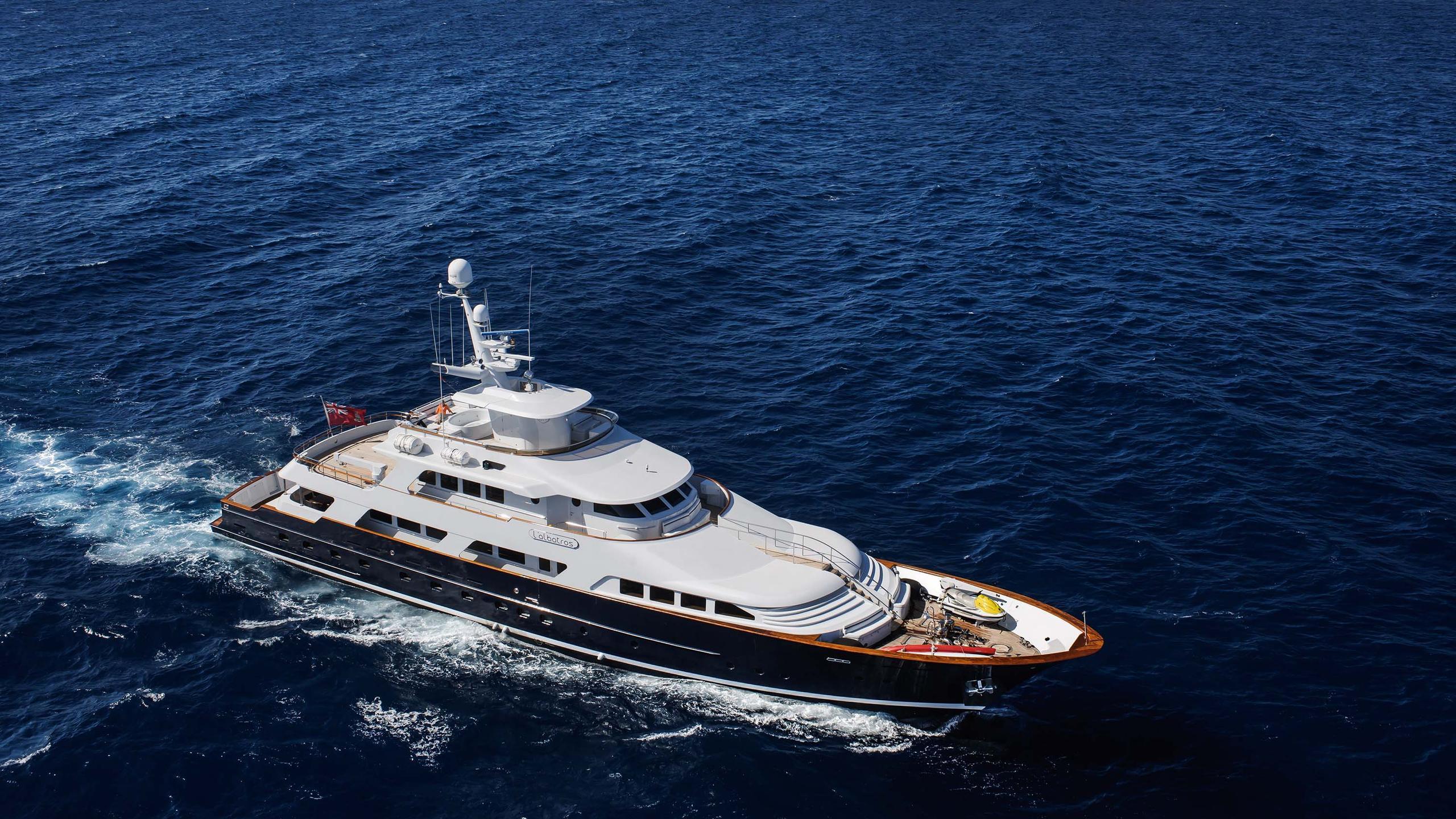 L-ALBATROS-super-yacht-for-sale-profile
