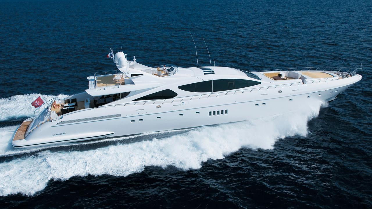 Mangusta 165 Yacht For Sale Boat International