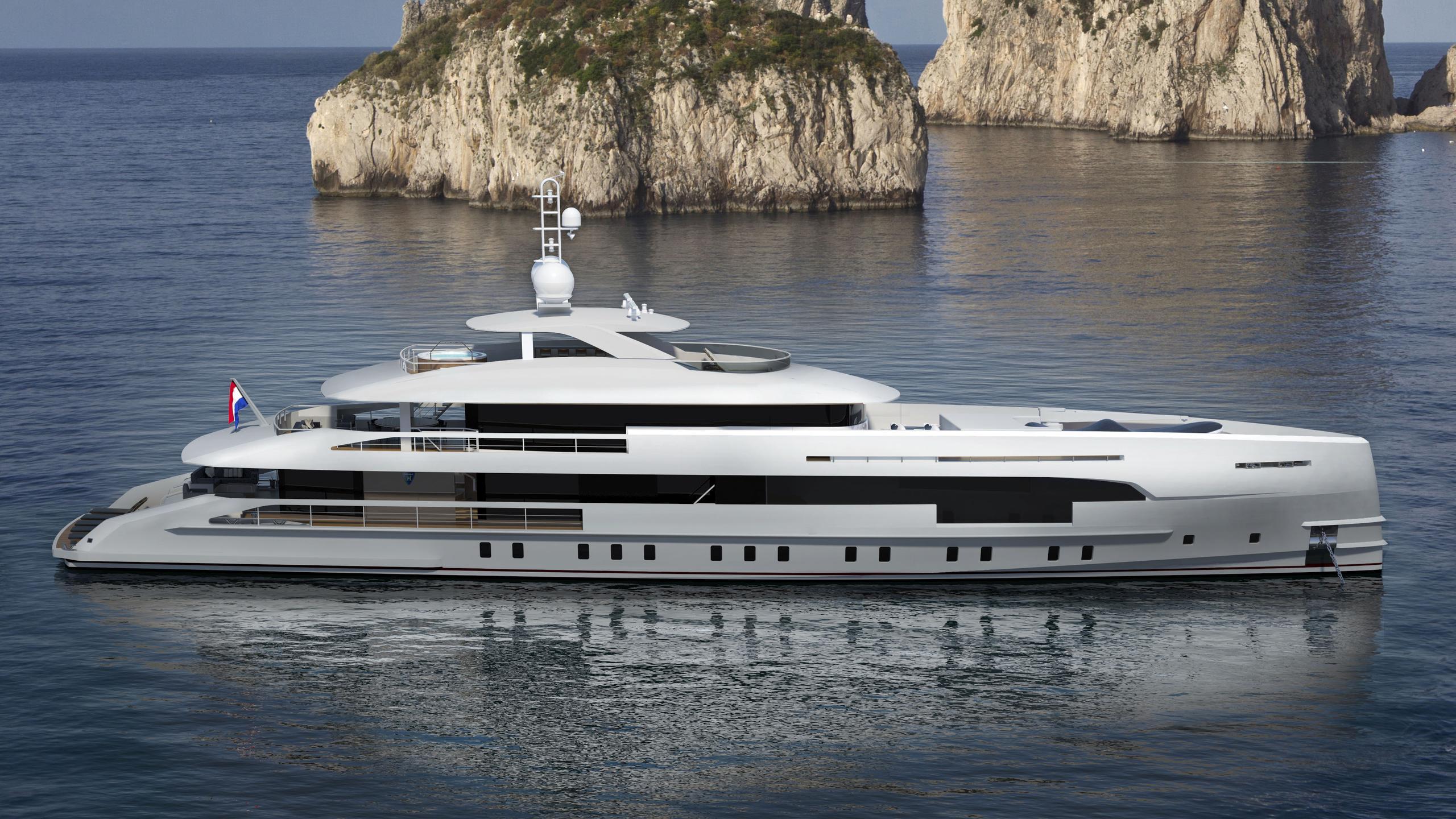 home project nova 17850 motoryacht heesen yachts 2017 50m rendering