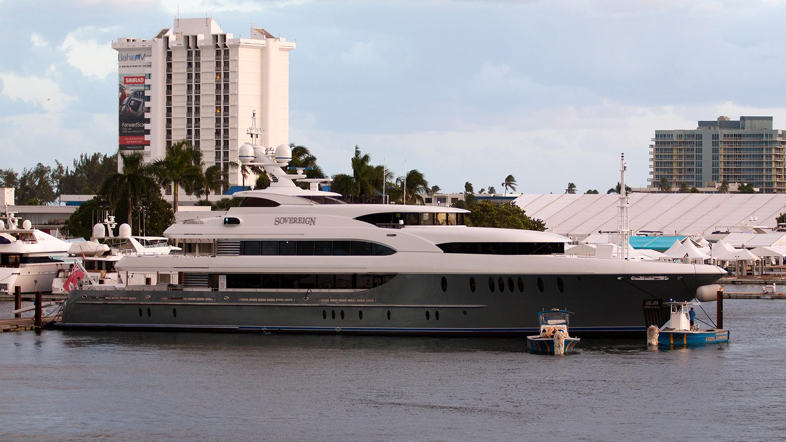 sovereign-motor-yacht-newcastle-marine-2011-55m-profile-moored