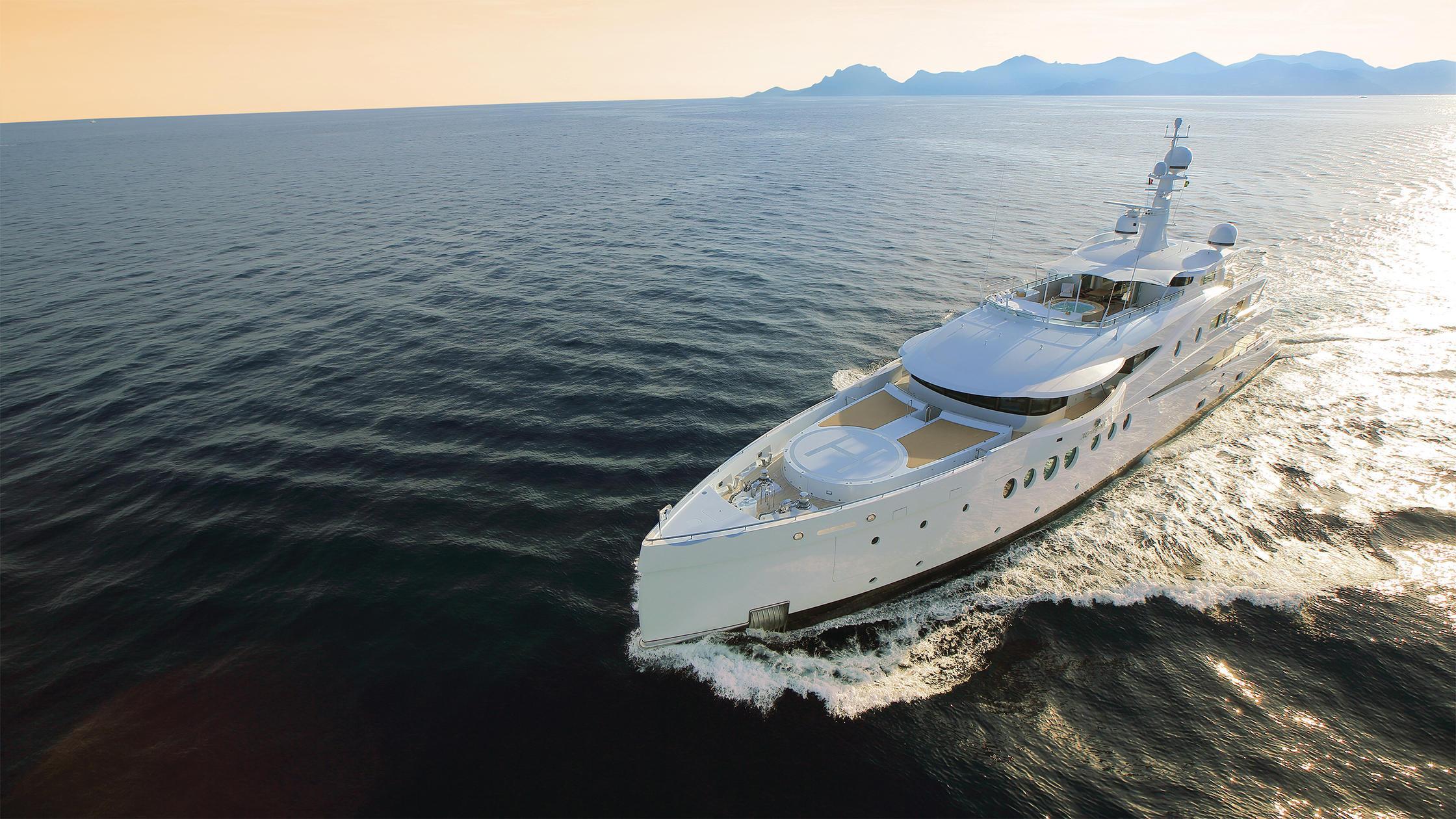 madame-kate-motor-yacht-amels-1999-62m-2015-aerial-cruising
