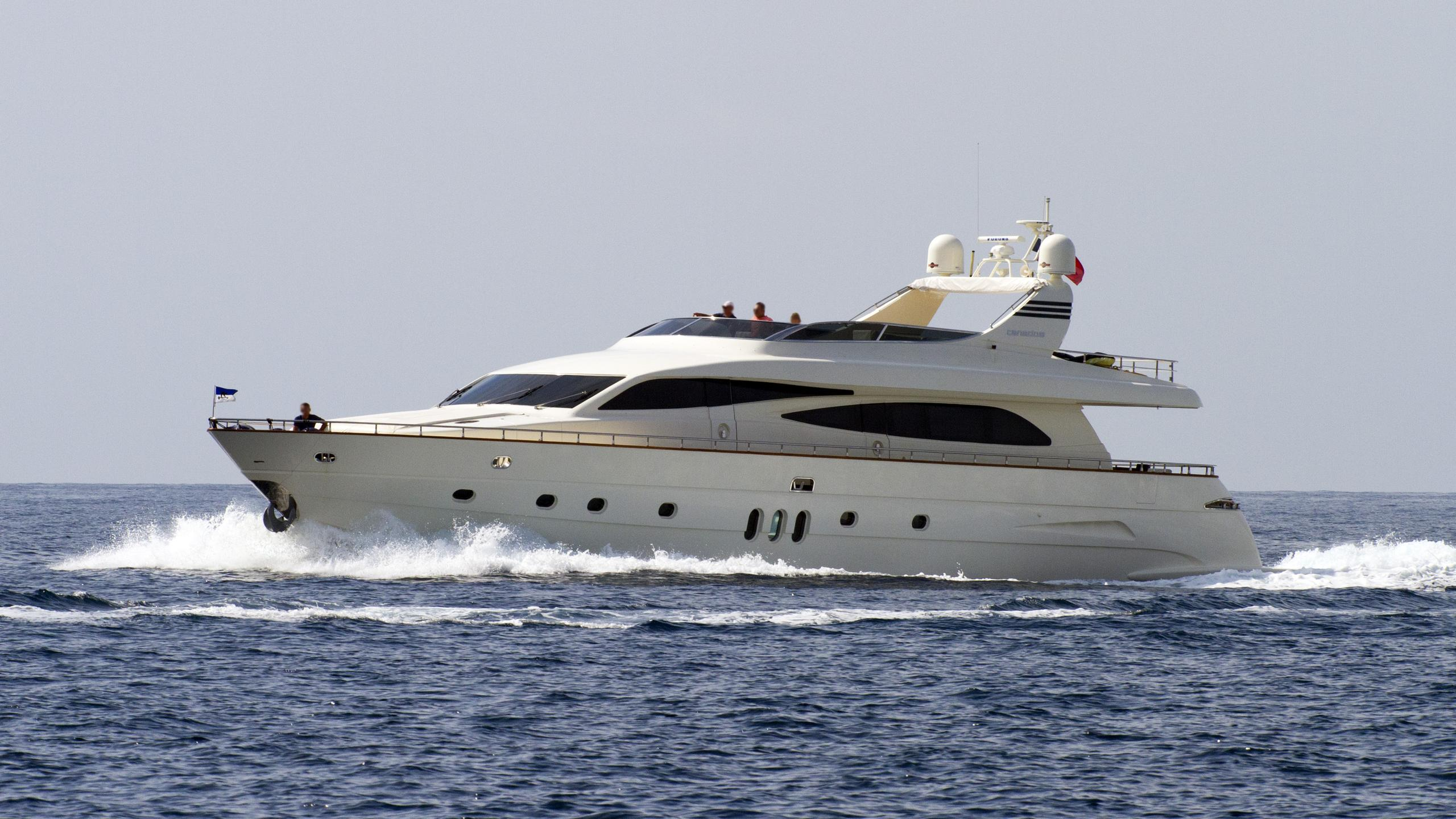 any-way-motoryacht-canados-86-2006-26m-running-half-profile
