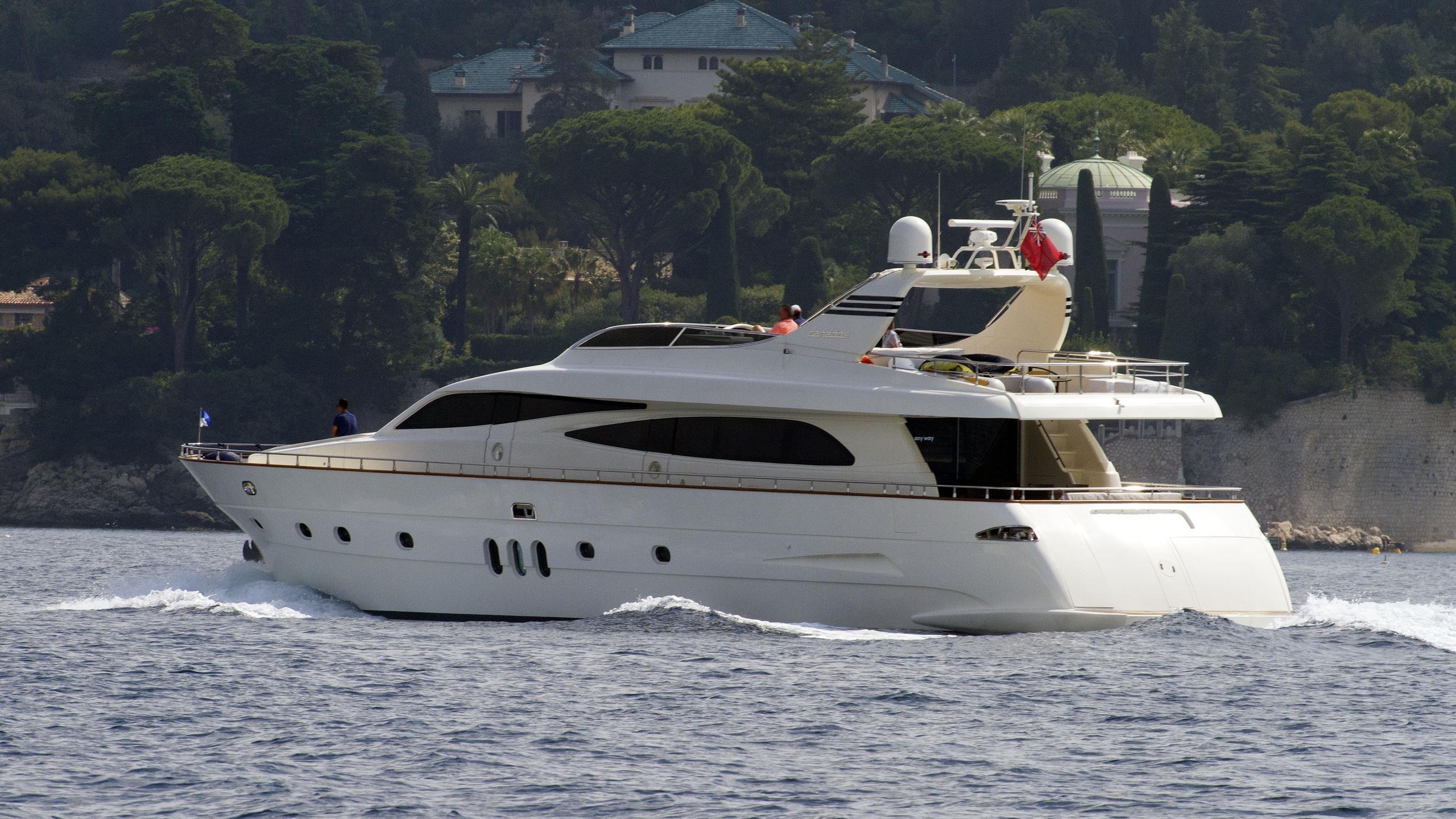 any-way-motoryacht-canados-86-2006-26m-running-half-stern