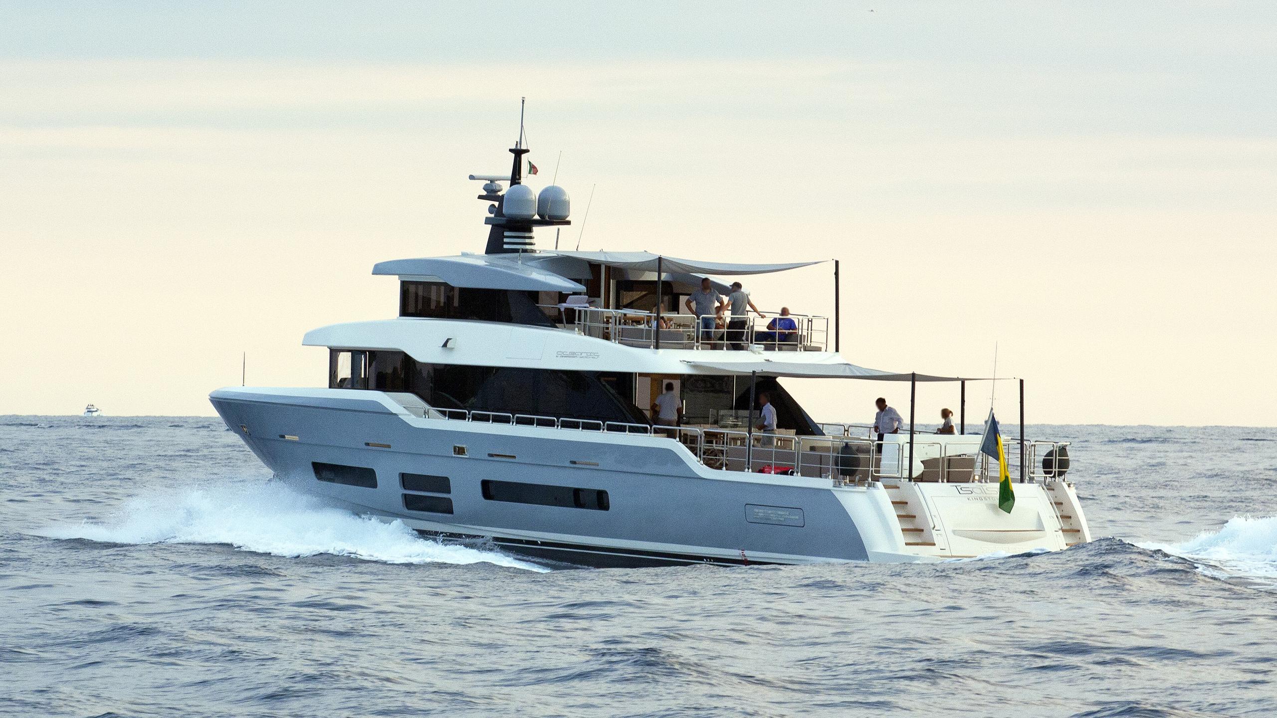 tsa tsa motoryacht canados oceanic 90 2014 28m half stern