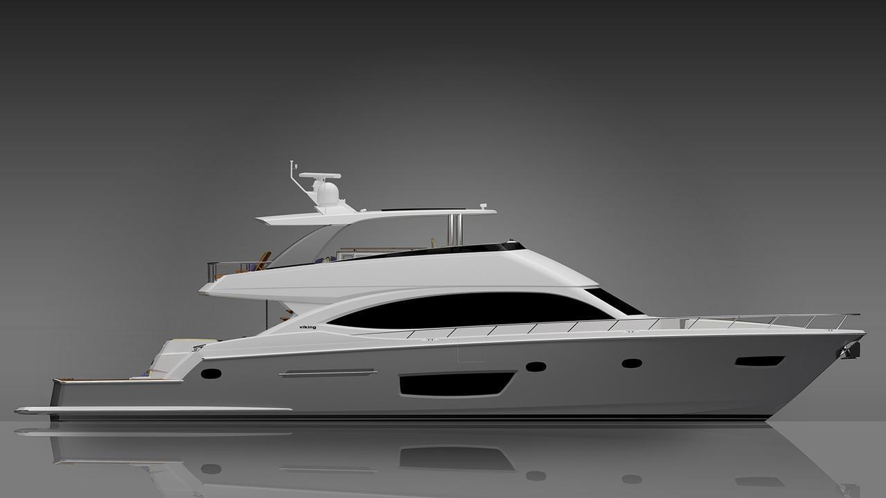marybelle viking 82 cmy motoryacht viking 2017 25m rendering