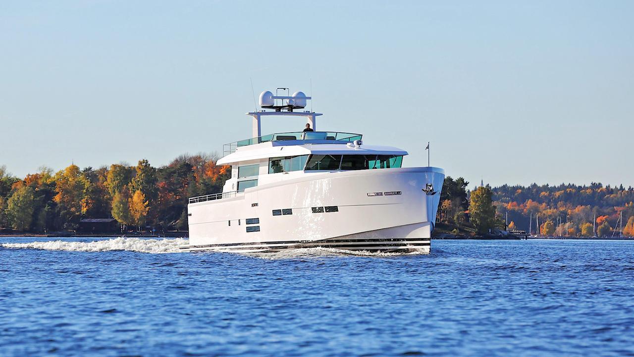 delta 88 4 motoryacht delta powerboats 2016 26m cruising bow sistership