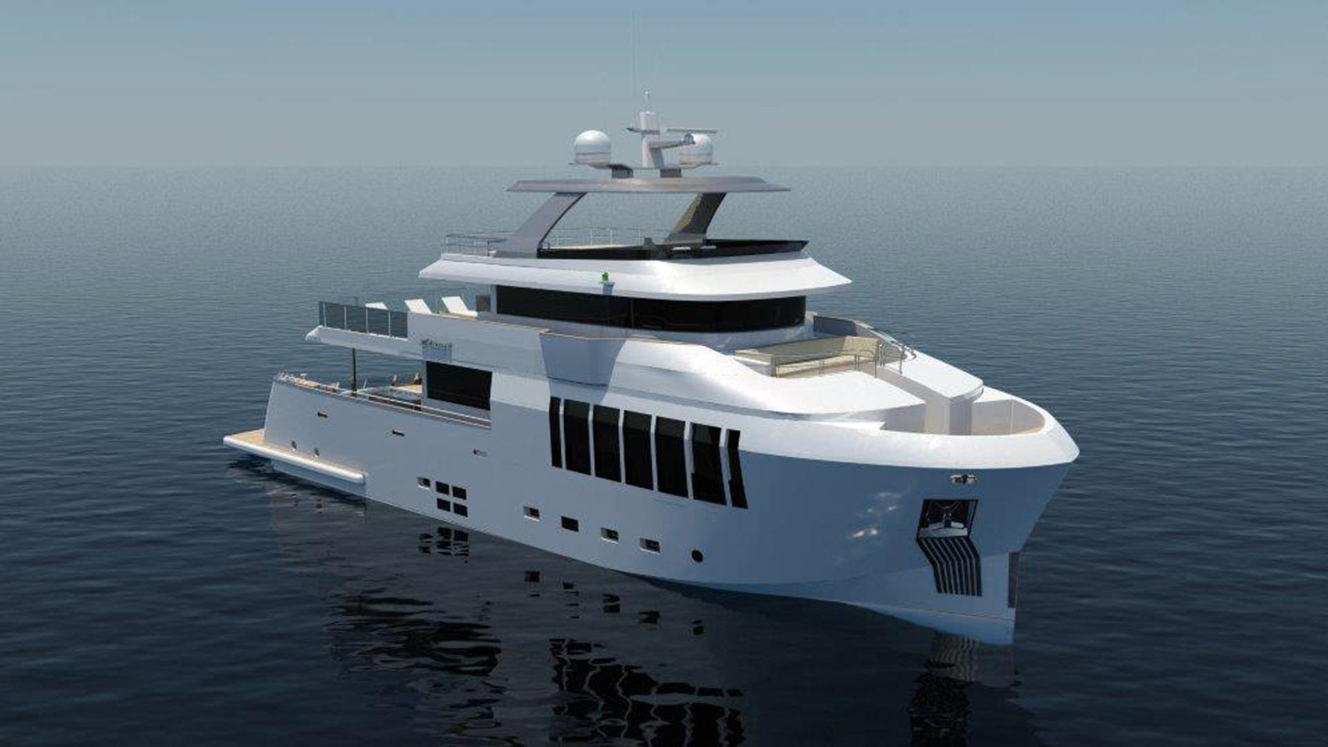 c 28 explorer s explorer yacht c boat 2019 28m rendering